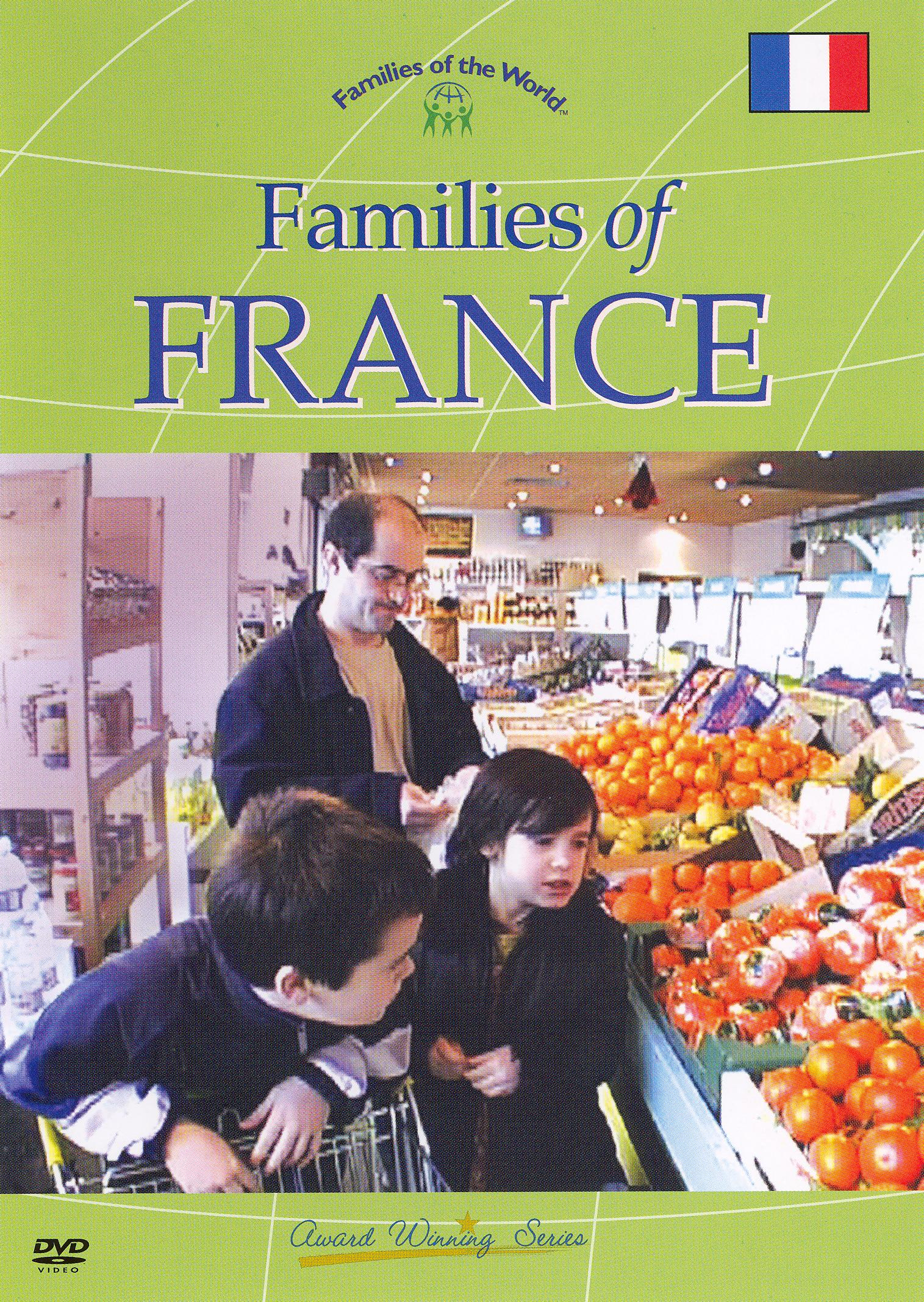 Families of the World: Families of France