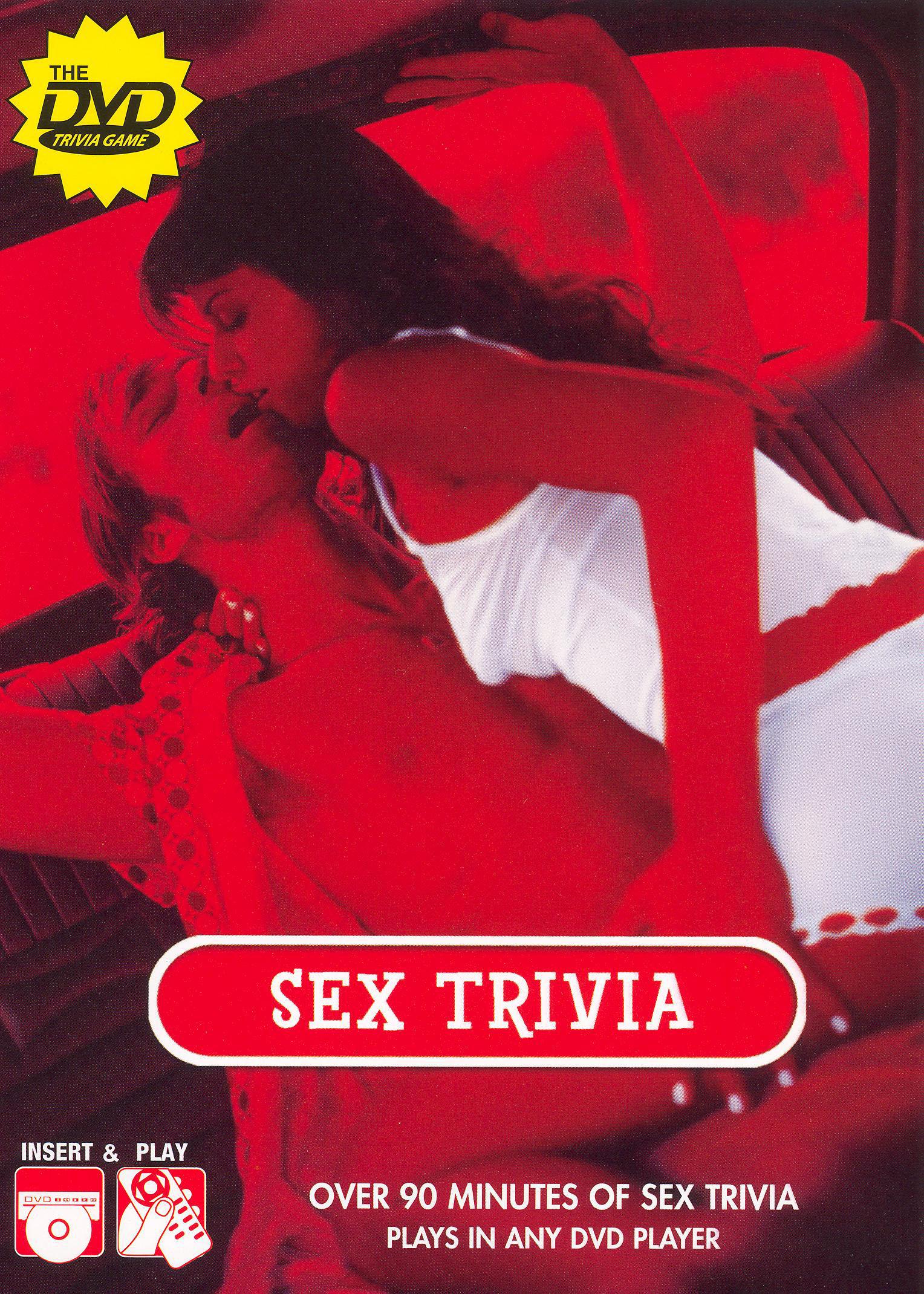 Different Distribution Sex Trivia