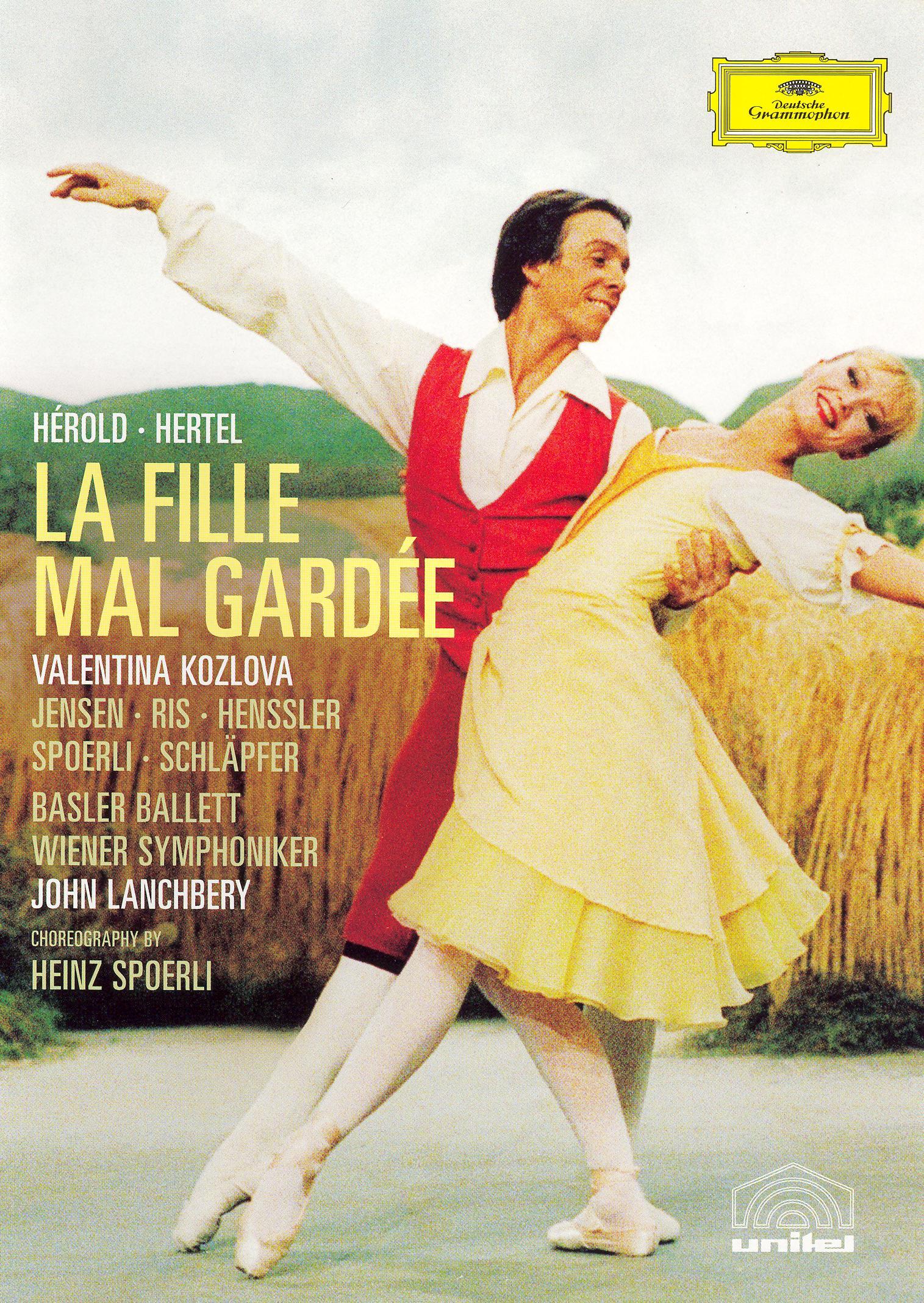 La Fille Mal Gardée (Basler Ballett)