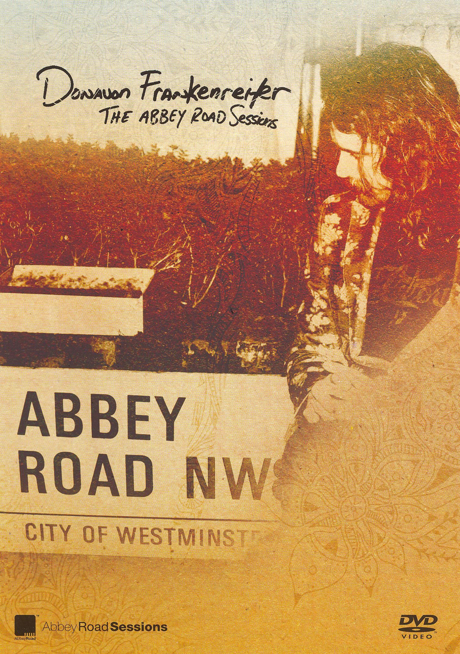 Donovan Frankenreiter: Abbey Road Sessions