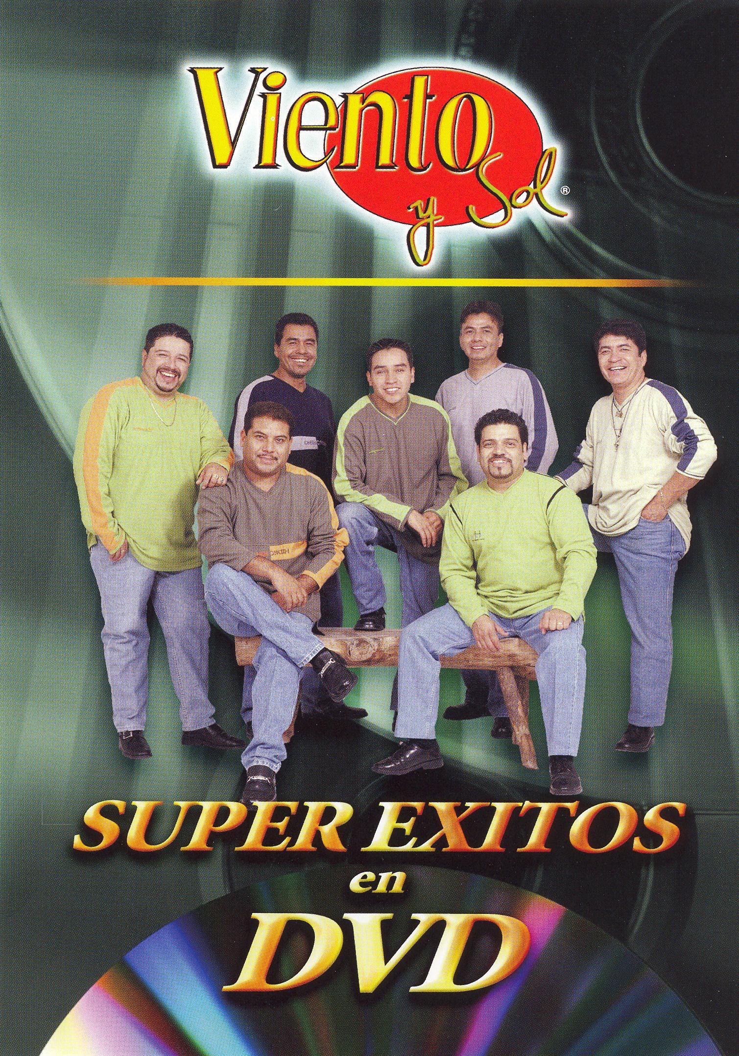 Super Exitos en DVD: Viento y Sol