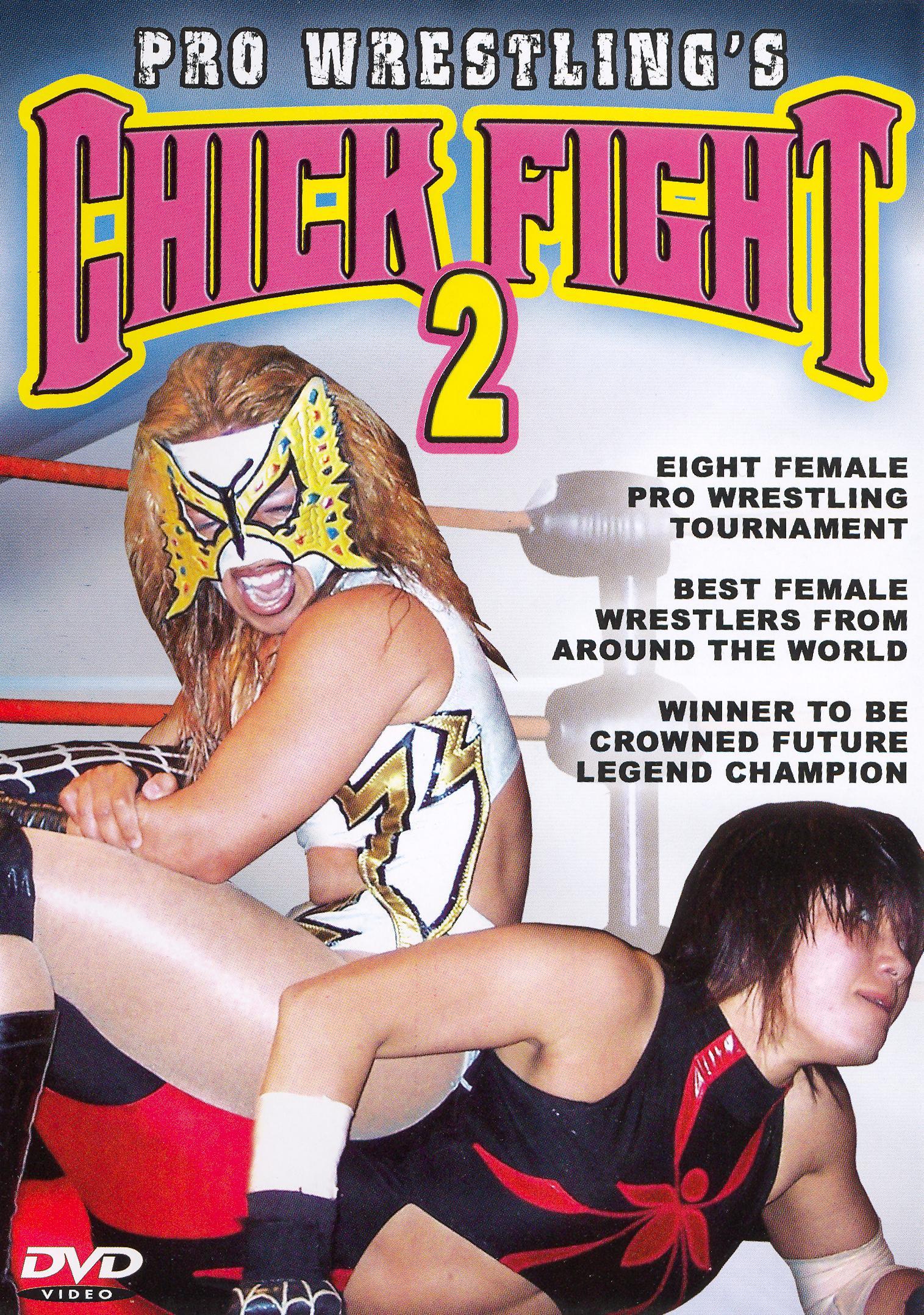 Pro Wrestling's Chick Fight, Vol. 2