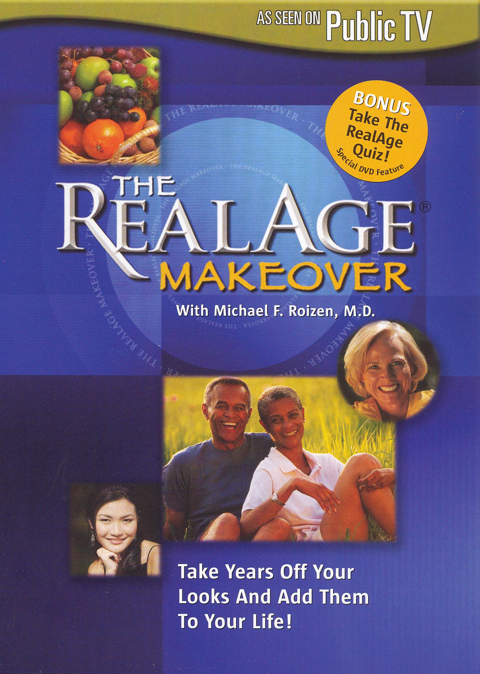 The Real Age Makeover: With Michael F. Roizen, MD