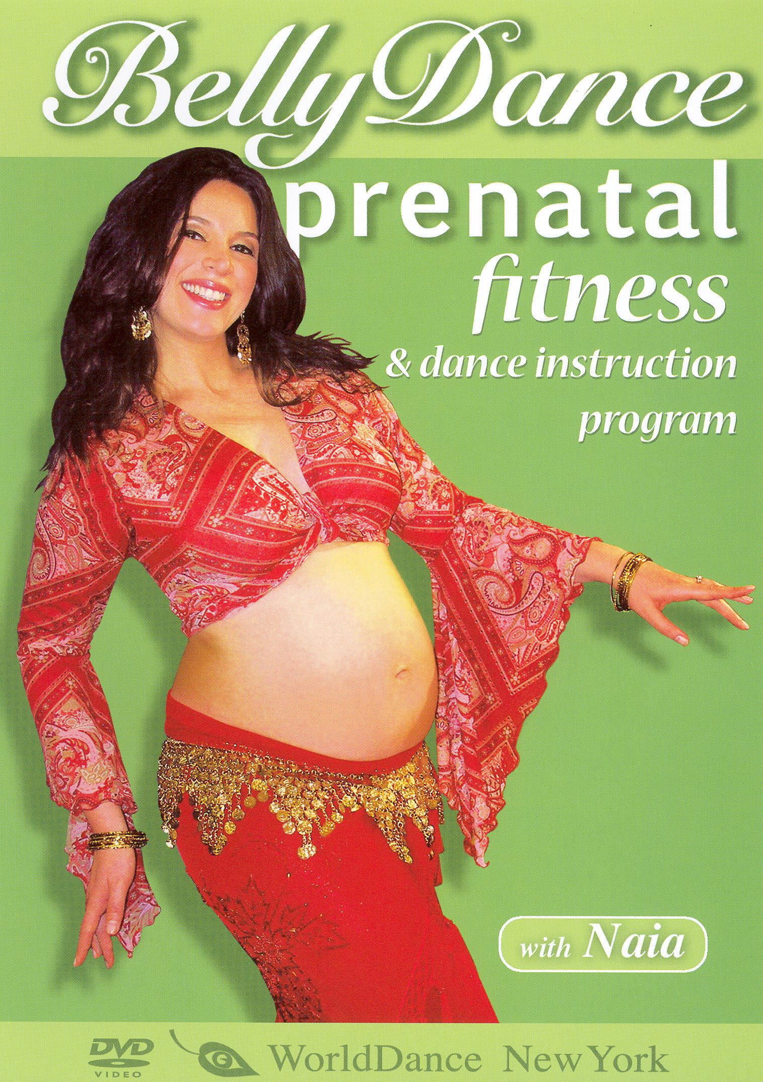 Belly Dance Prenatal Fitness