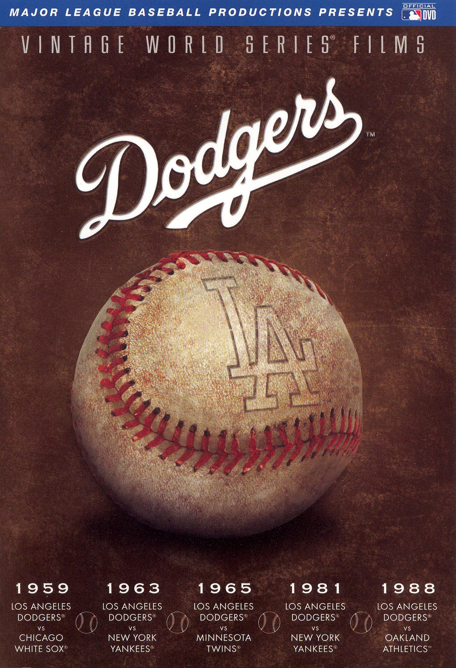 Vintage World Series Films: Los Angeles Dodgers