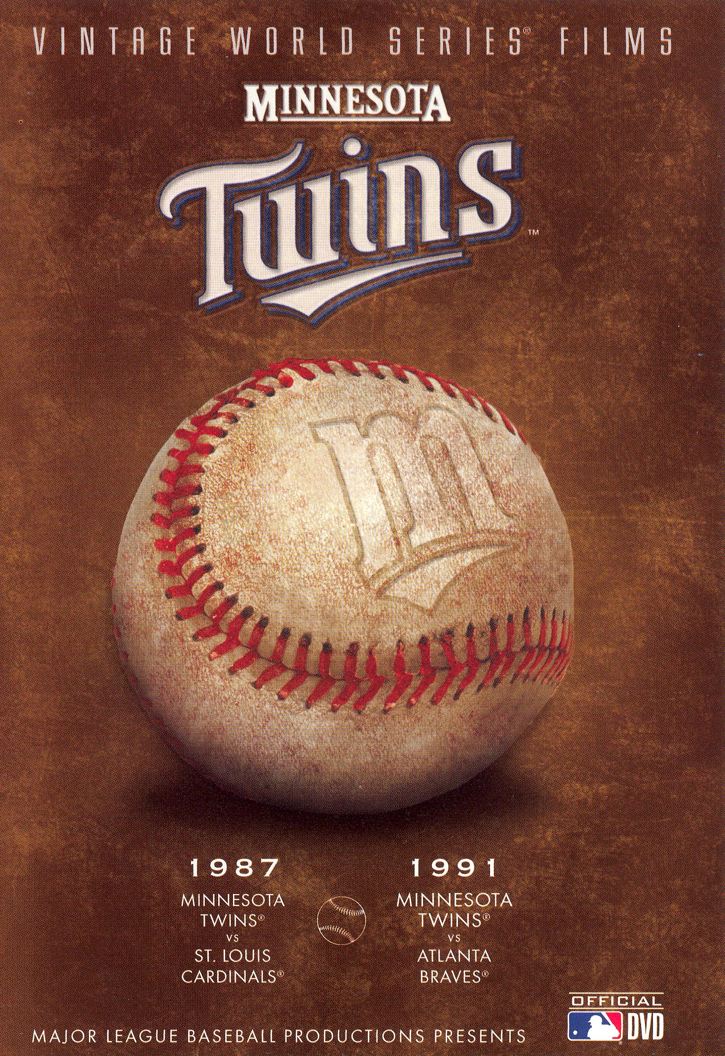Vintage World Series Films: Minnesota Twins