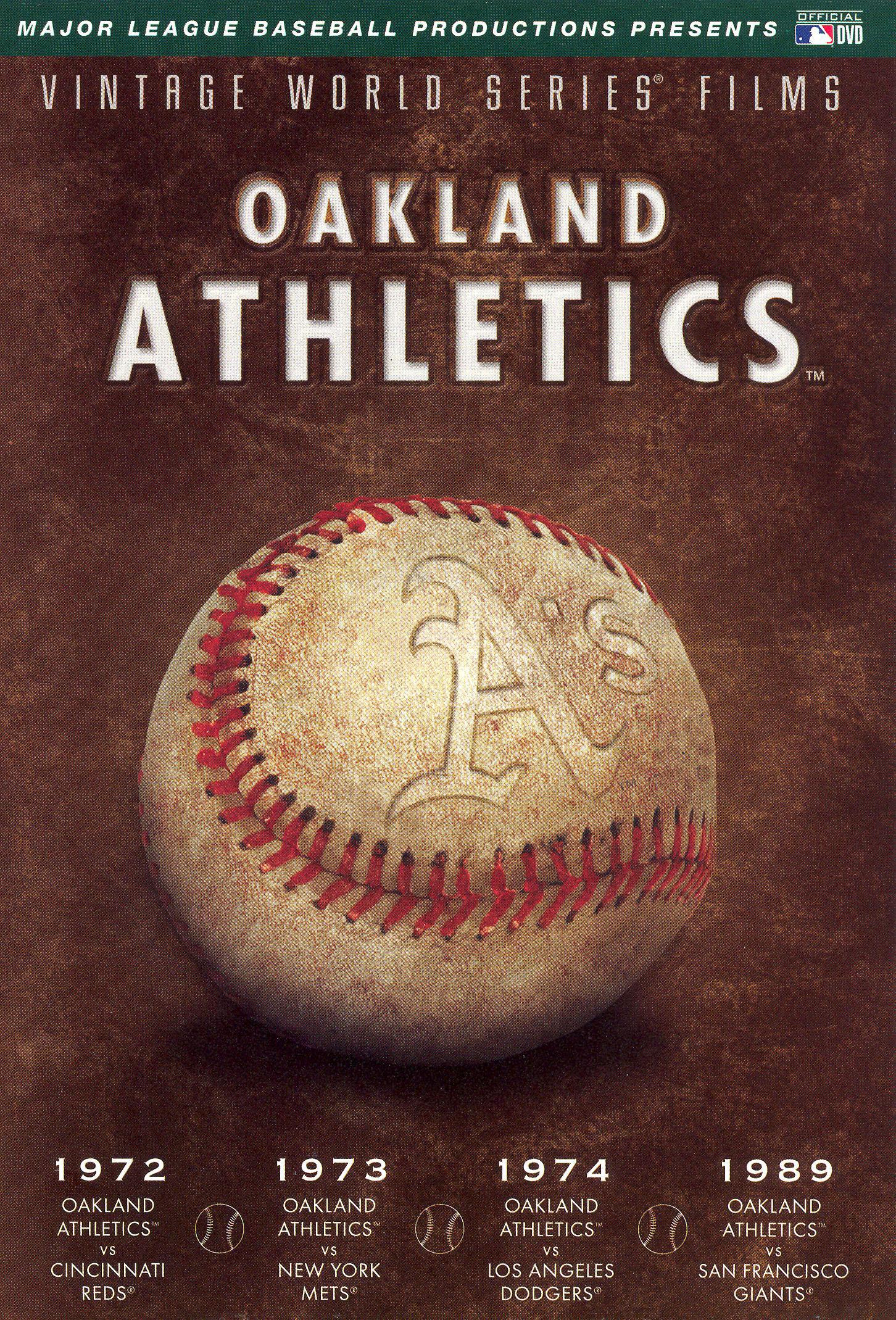 Vintage World Series Films: Oakland A's