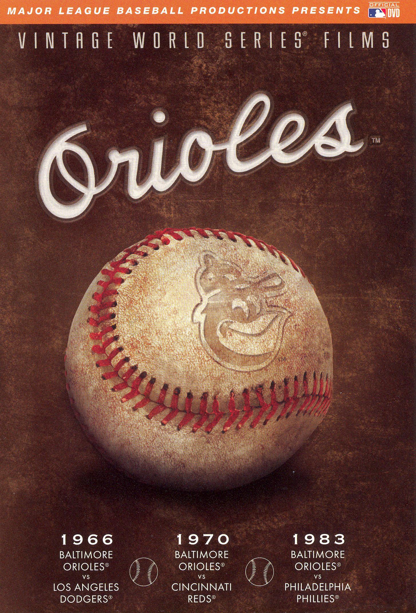 Vintage World Series Films: Baltimore Orioles