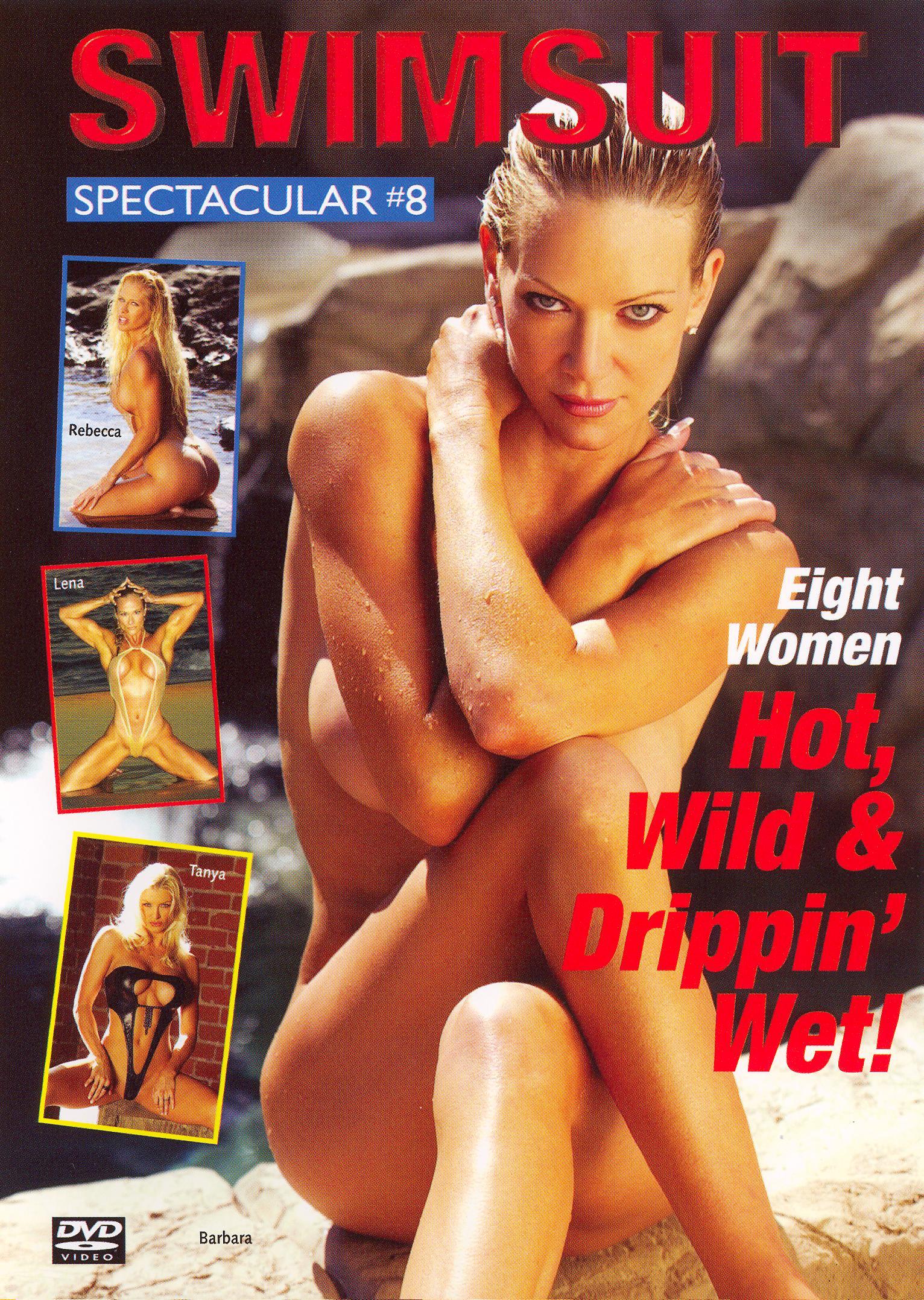 Iron Man Magazine Presents: Swimsuit Spectacular, Vol. 8