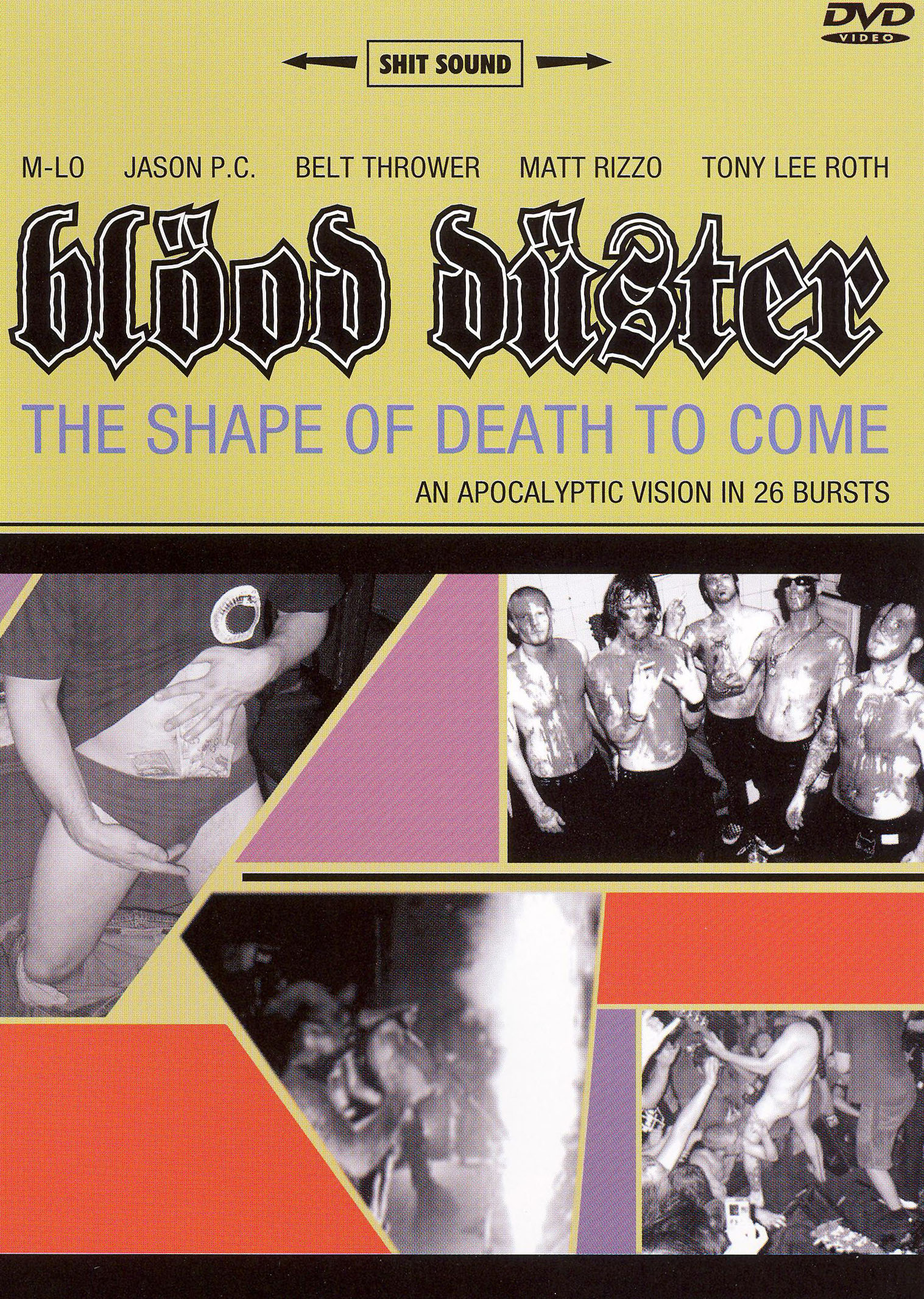 Blood Duster: Shape of Death to Come