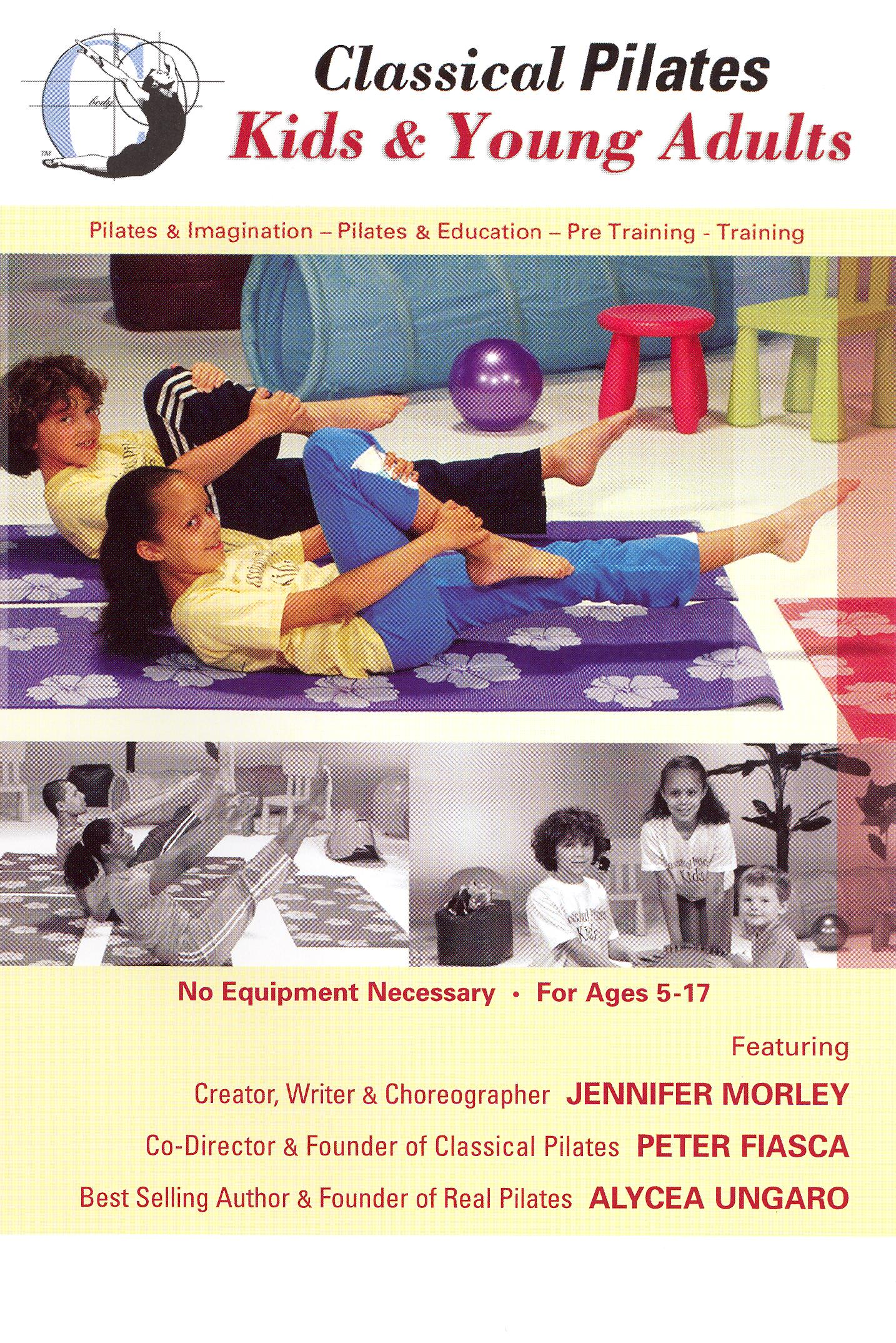 Classical Pilates: Kids and Young Adults