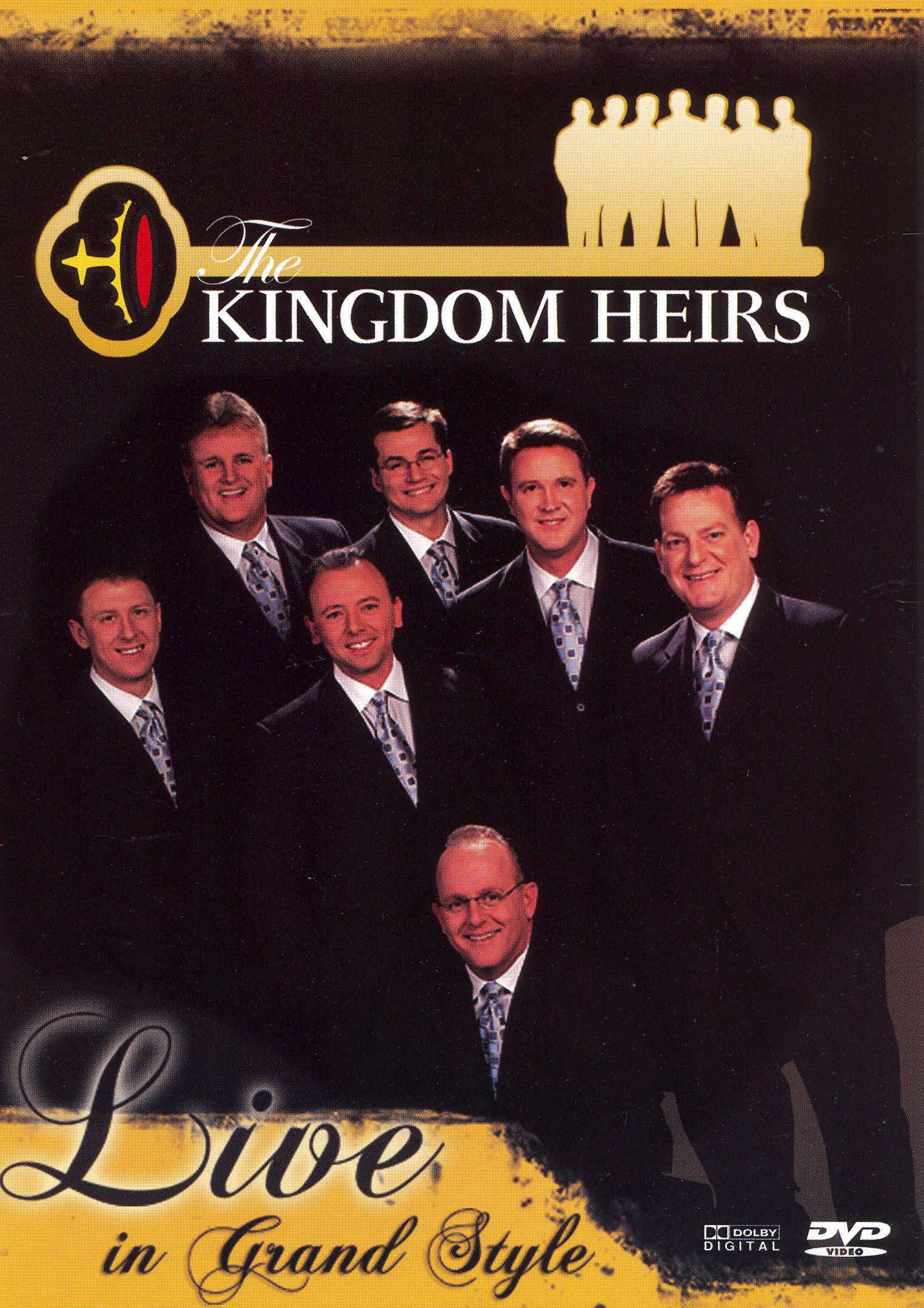 The Kingdom Heirs: Live in Grand Style