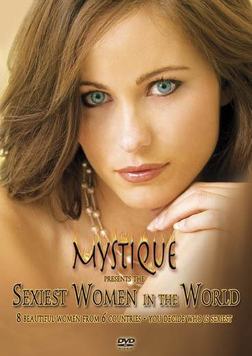 Mystique: Sexiest Women in the World