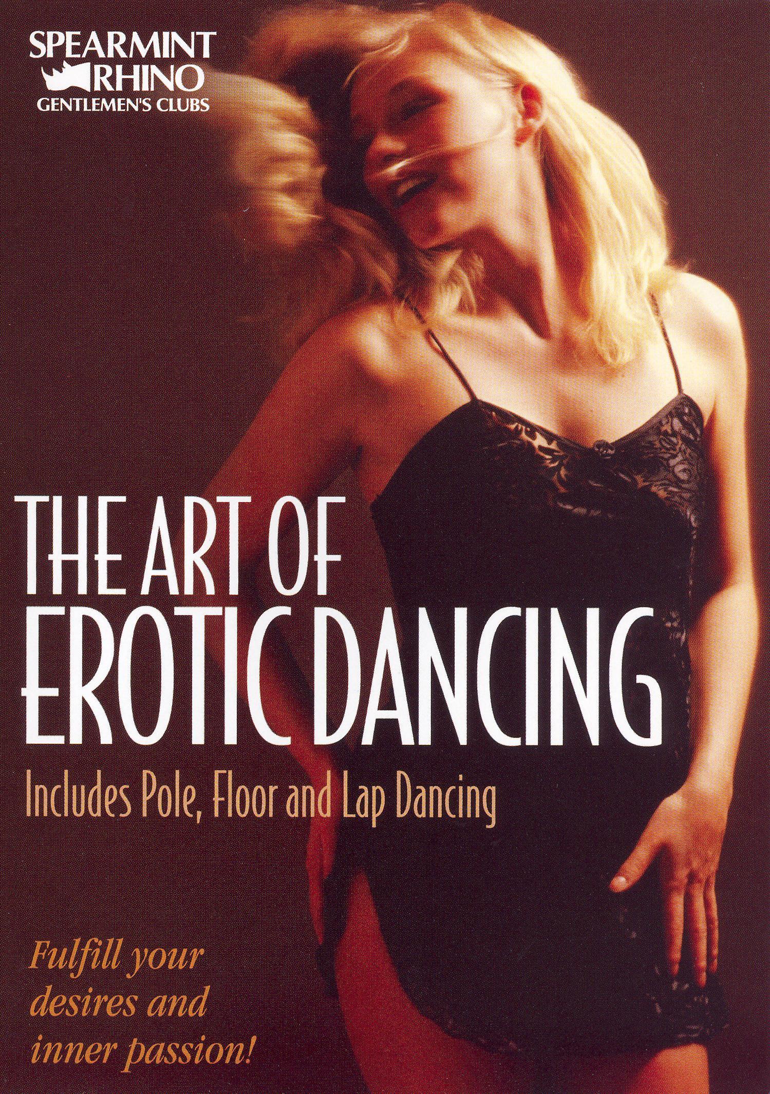 The Art of Erotic Dancing