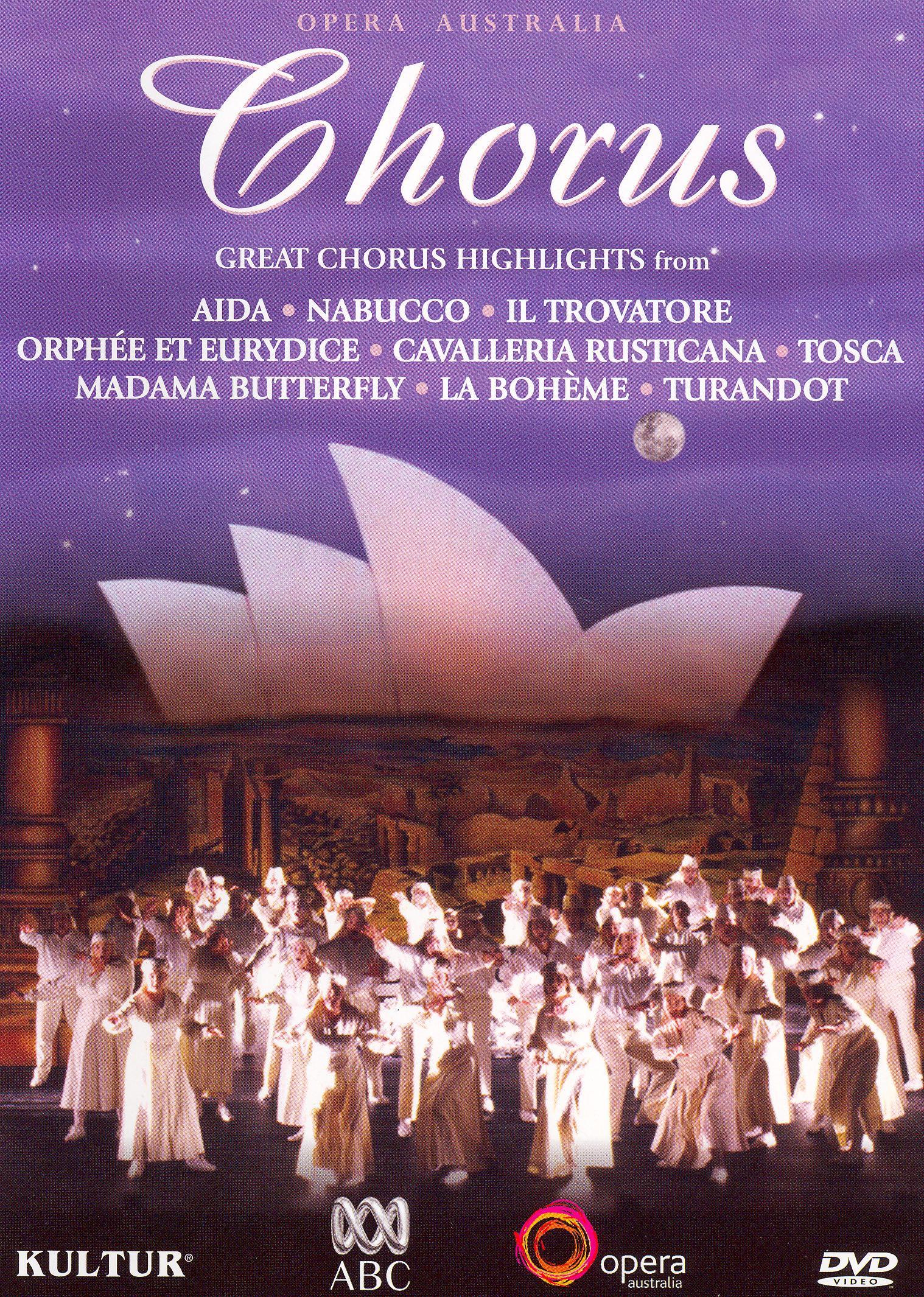 Opera Australia: Chorus