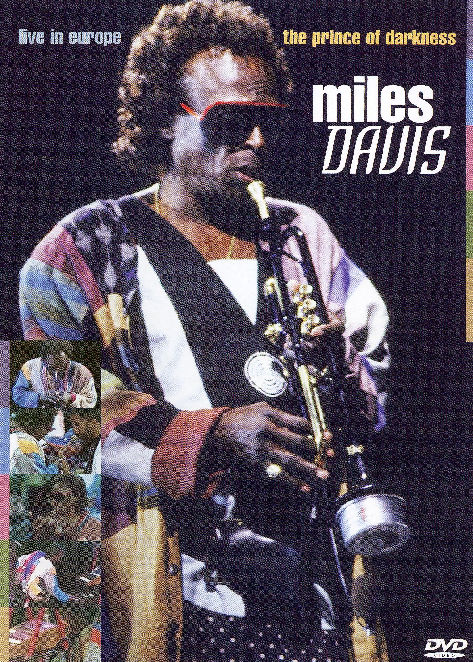 Miles Davis: Prince of Darkness