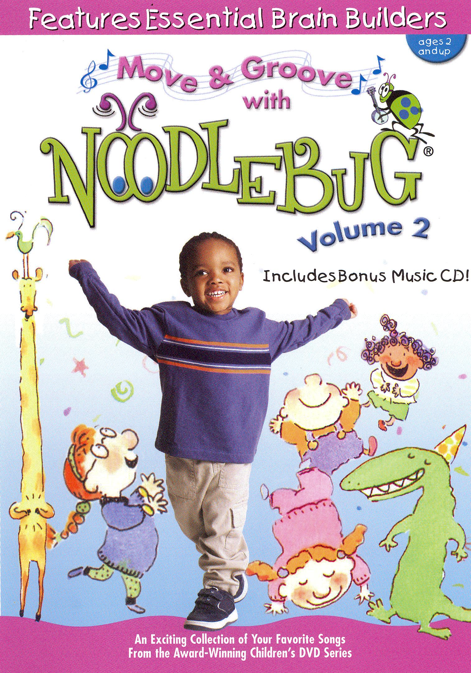 Noodlebug: Move and Groove with Noodlebug, Vol. 2