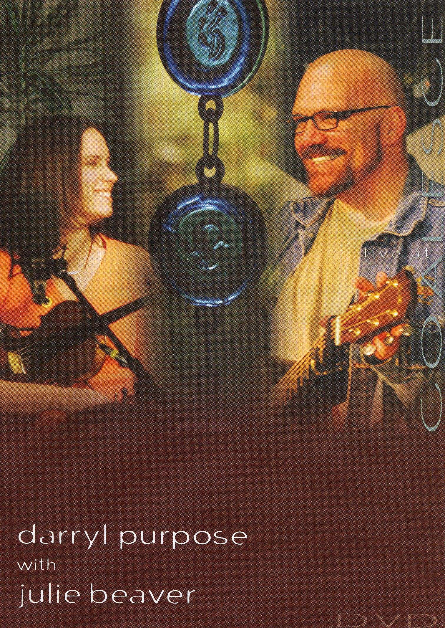 Darryl Purpose with Julie Beaver: Live at Coalesce
