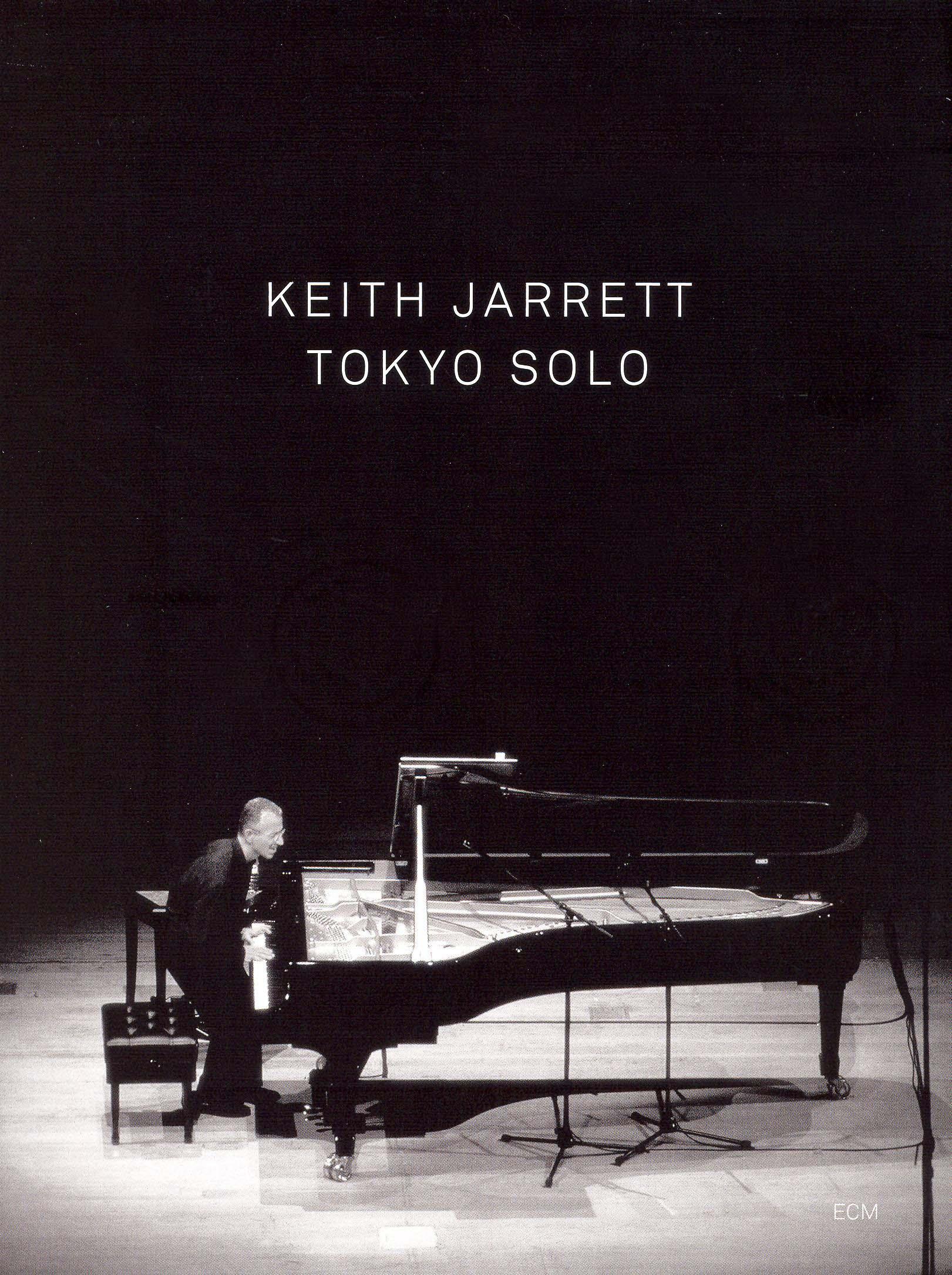 Keith Jarrett: Tokyo Solo