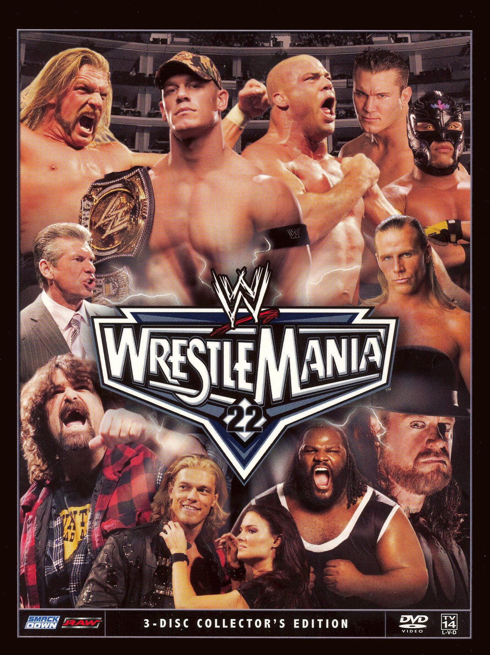 WWE New World Order