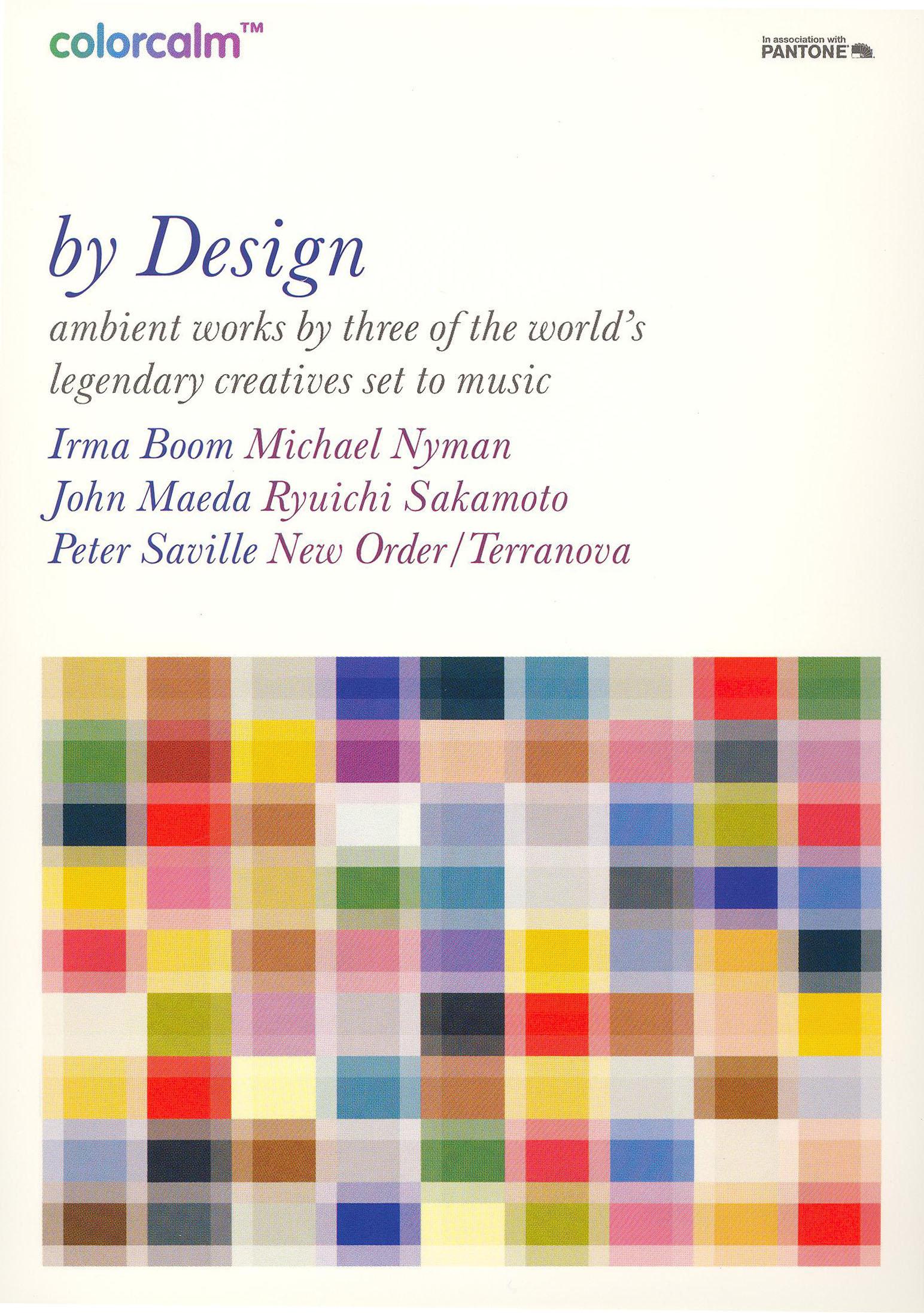 Colorcalm: By Design