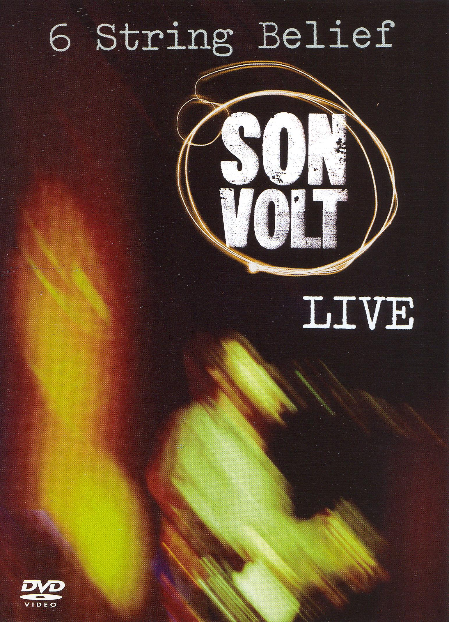 Son Volt: 6 String Belief
