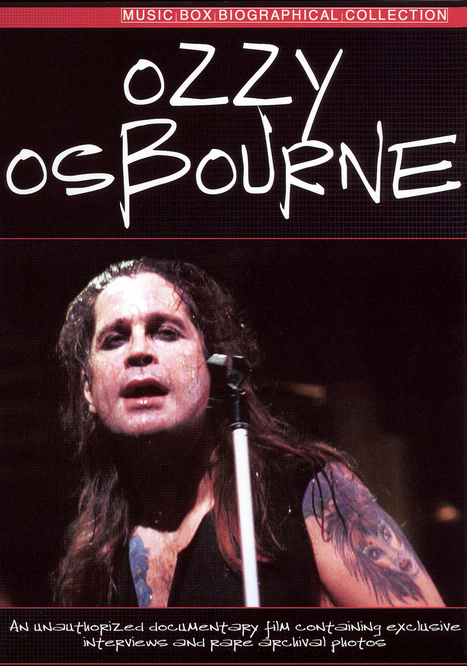 Music Box Biographical Collection: Ozzy Osbourne