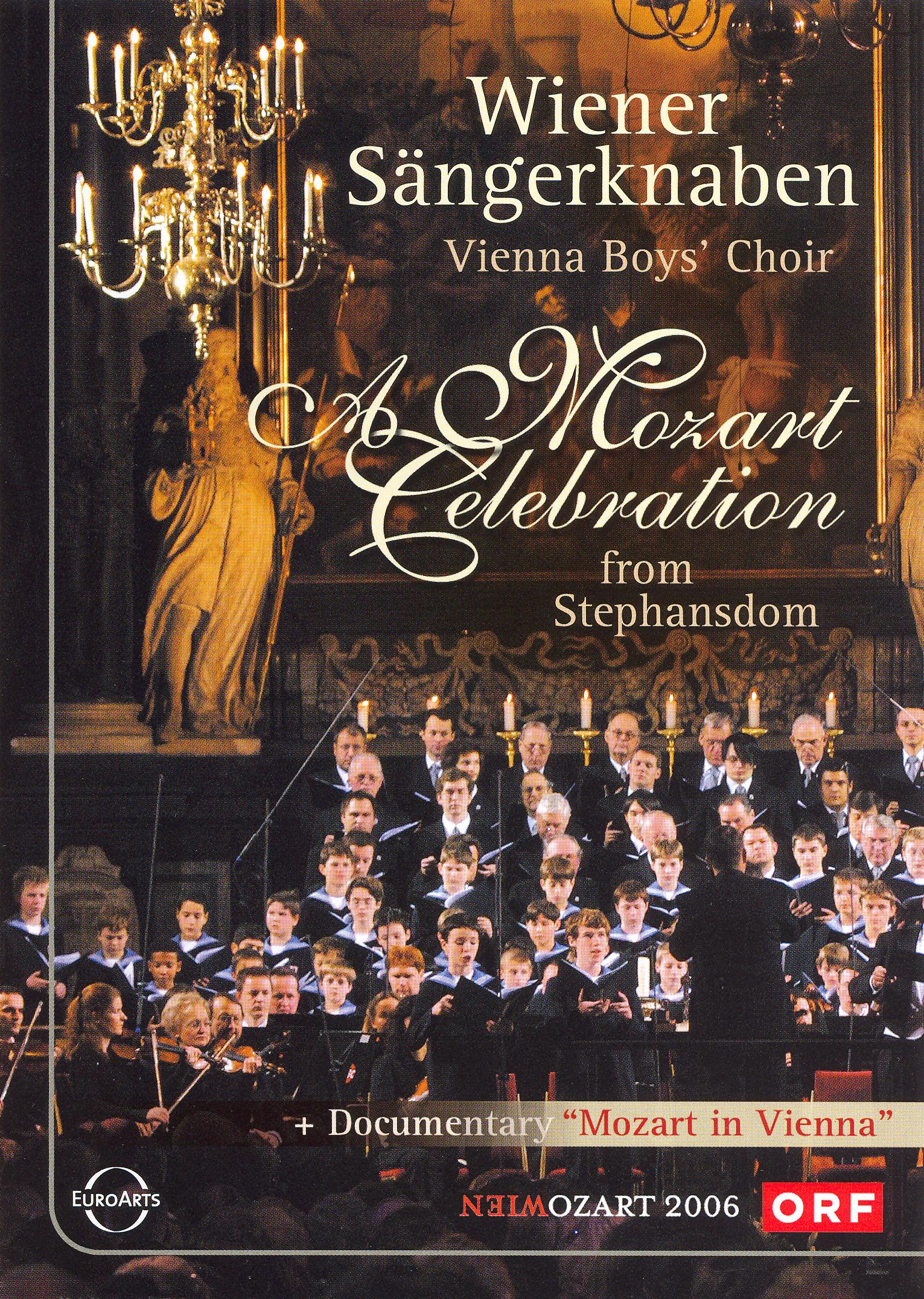 A Mozart Celebration From Stephansdom