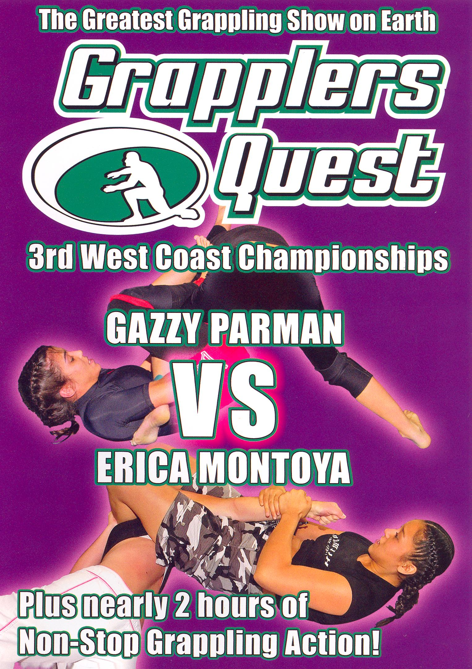 Grapplers Quest: 3rd West Coast Championships