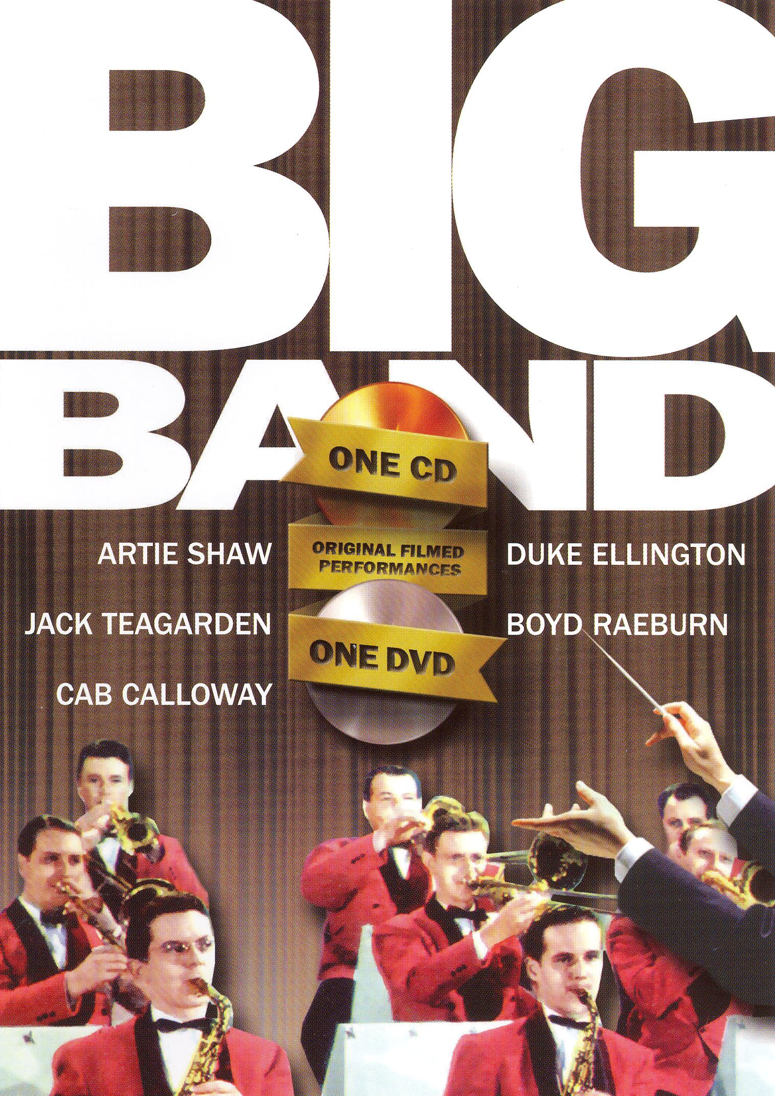 Artie Shaw/Duke Ellington: Big Band