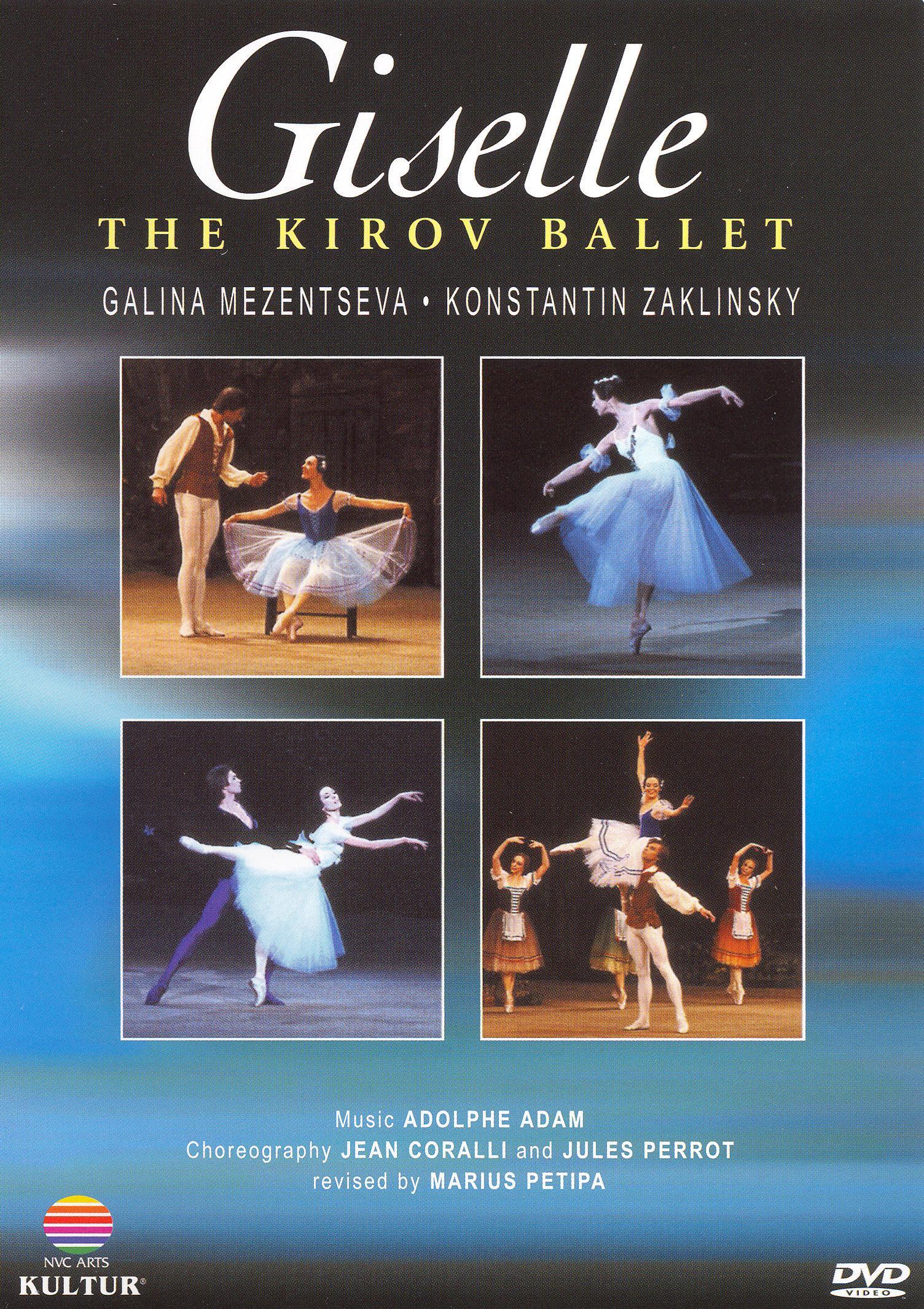 Giselle (Kirov Ballet)