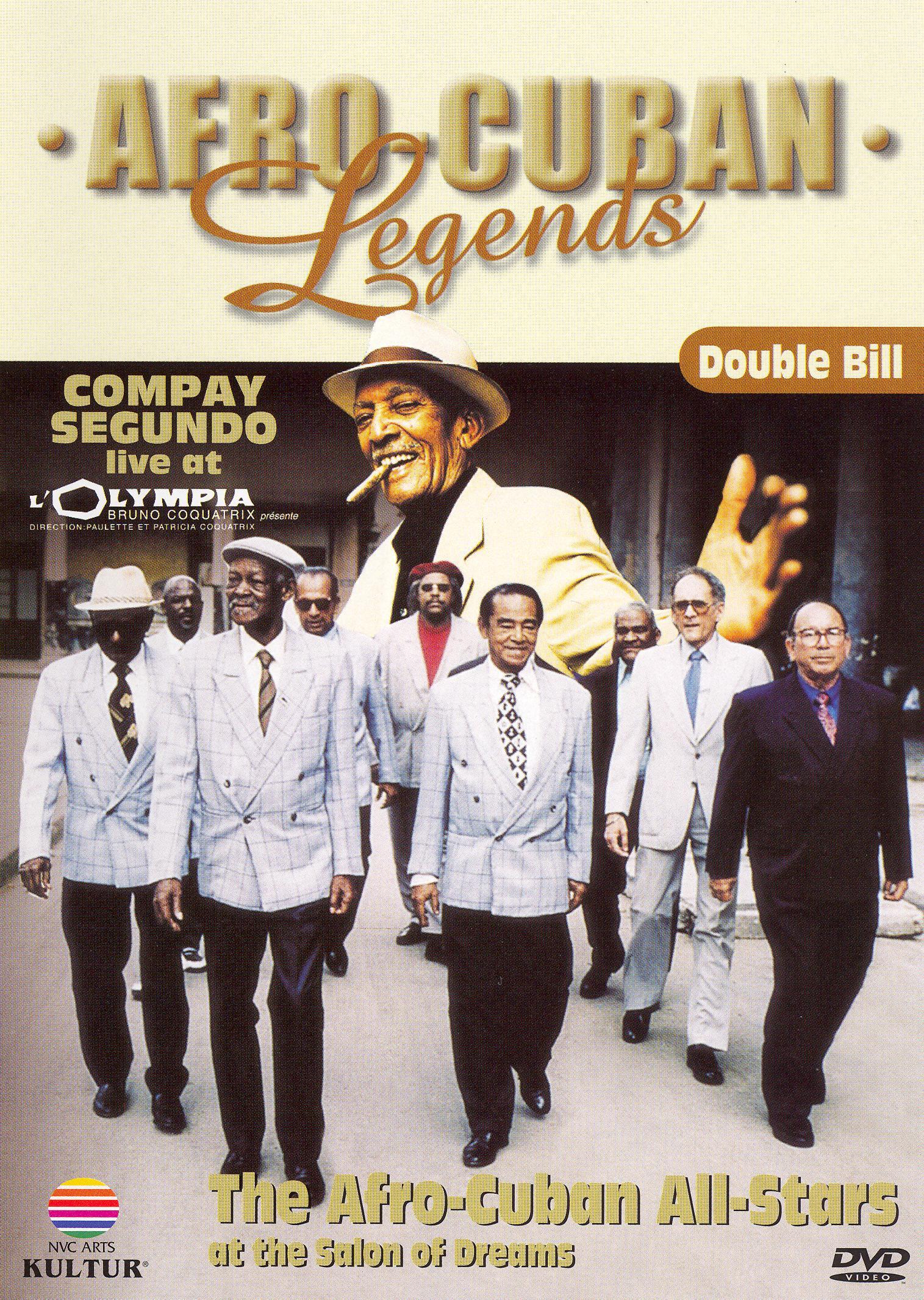 Afro-Cuban All Stars: Afro Cuban Legends