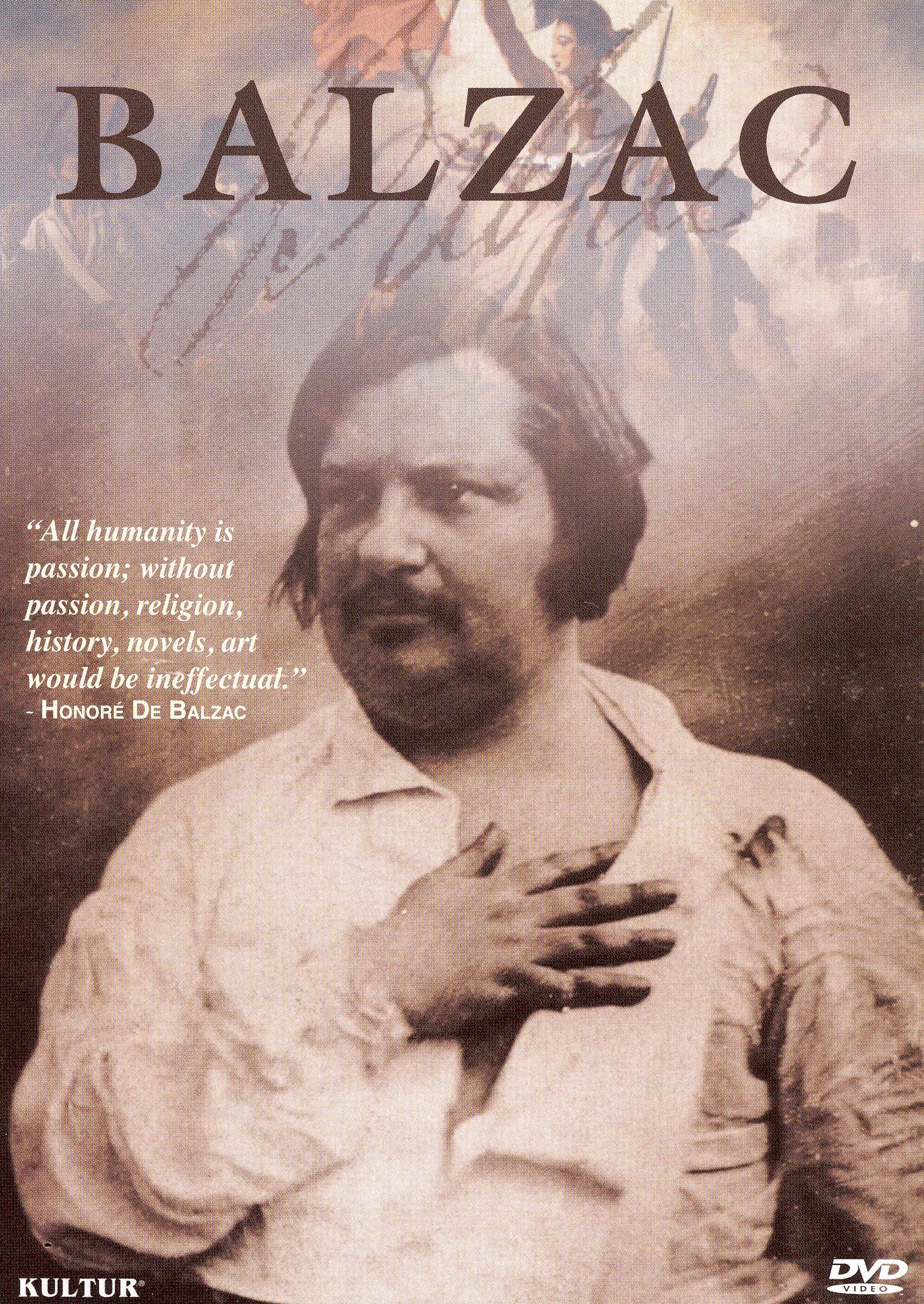 Great Writers: Balzac