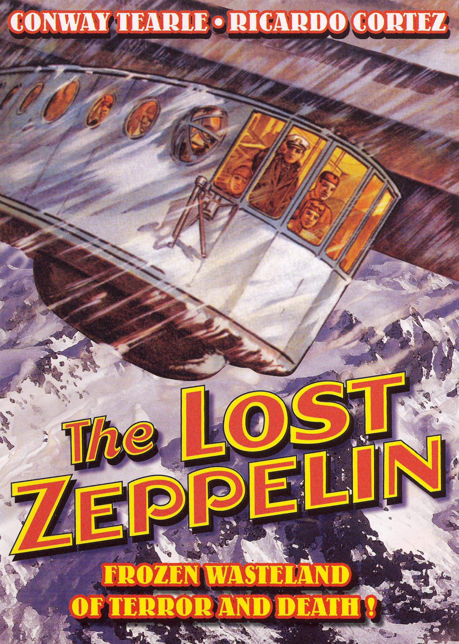 The Lost Zeppelin
