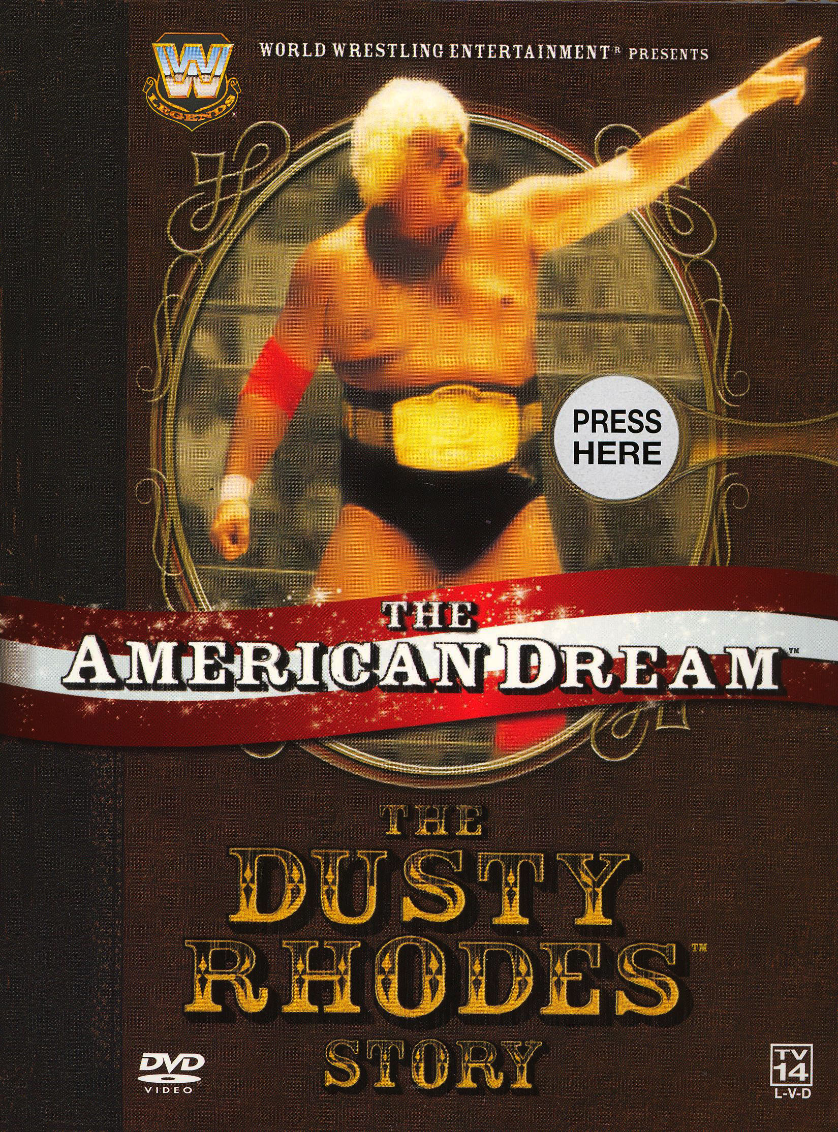 WWE: The American Dream - The Dusty Rhodes Story