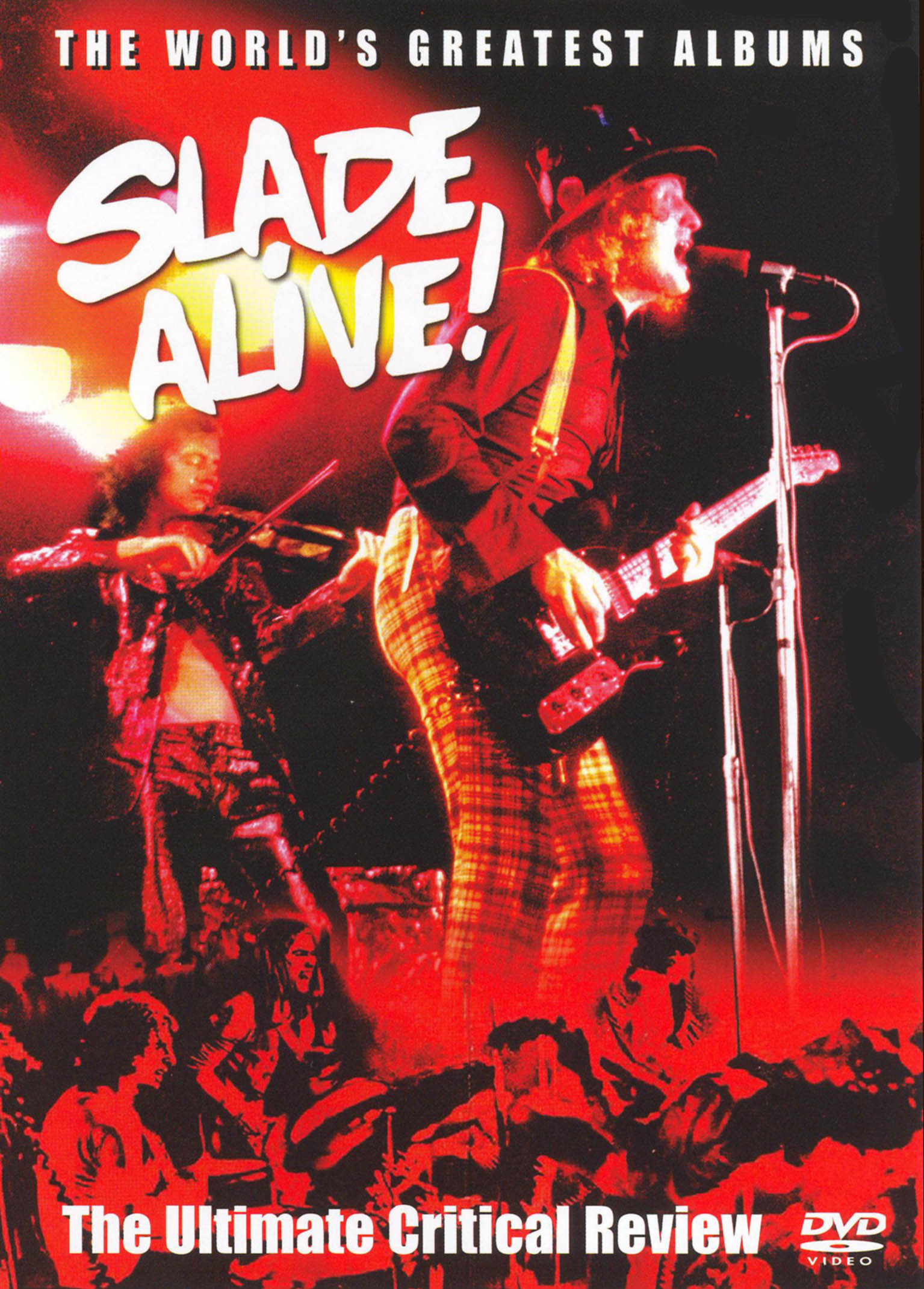 Inside Slade: Alive - Ultimate Critical Review