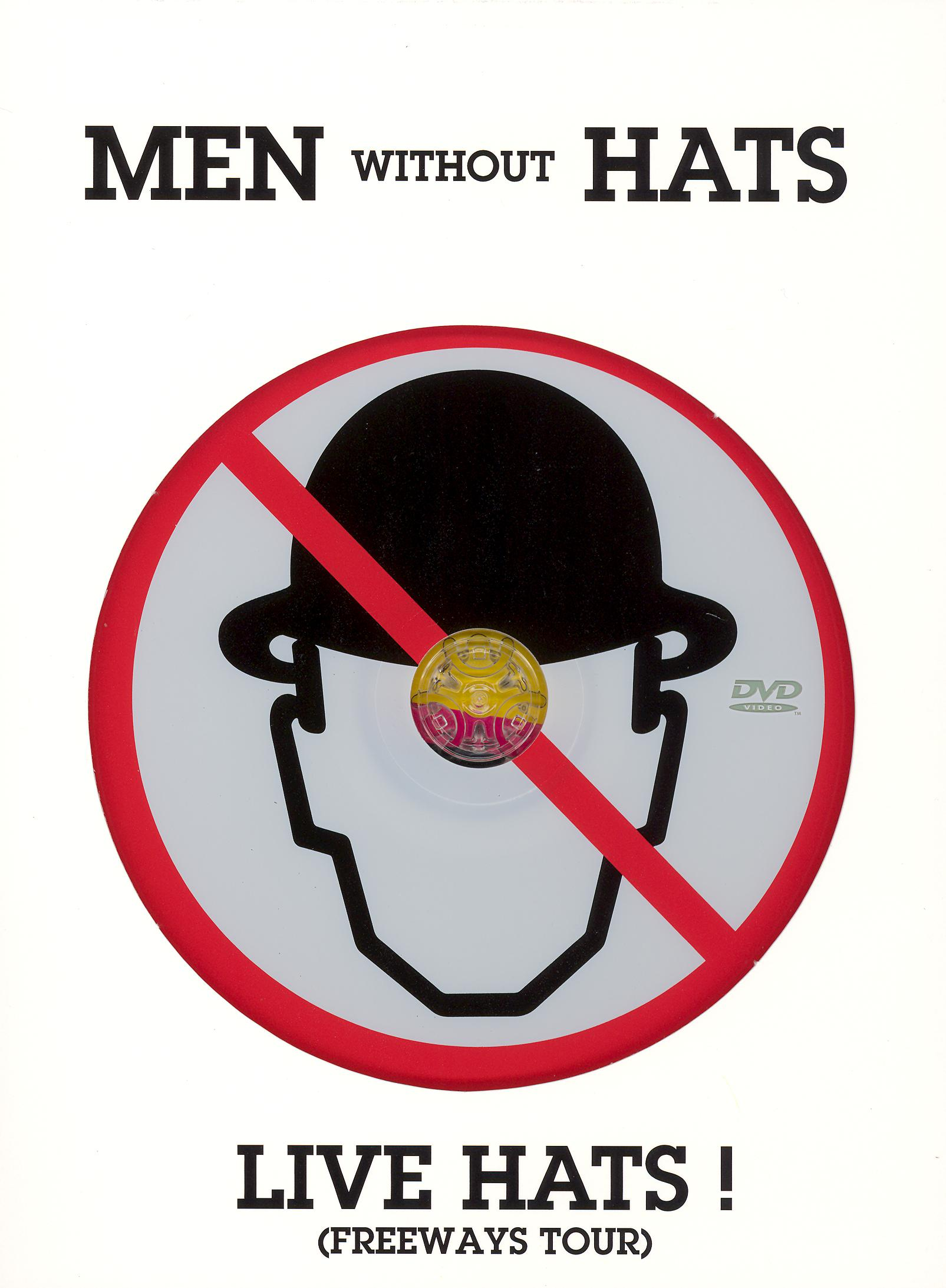 Men Without Hats: Live Hats
