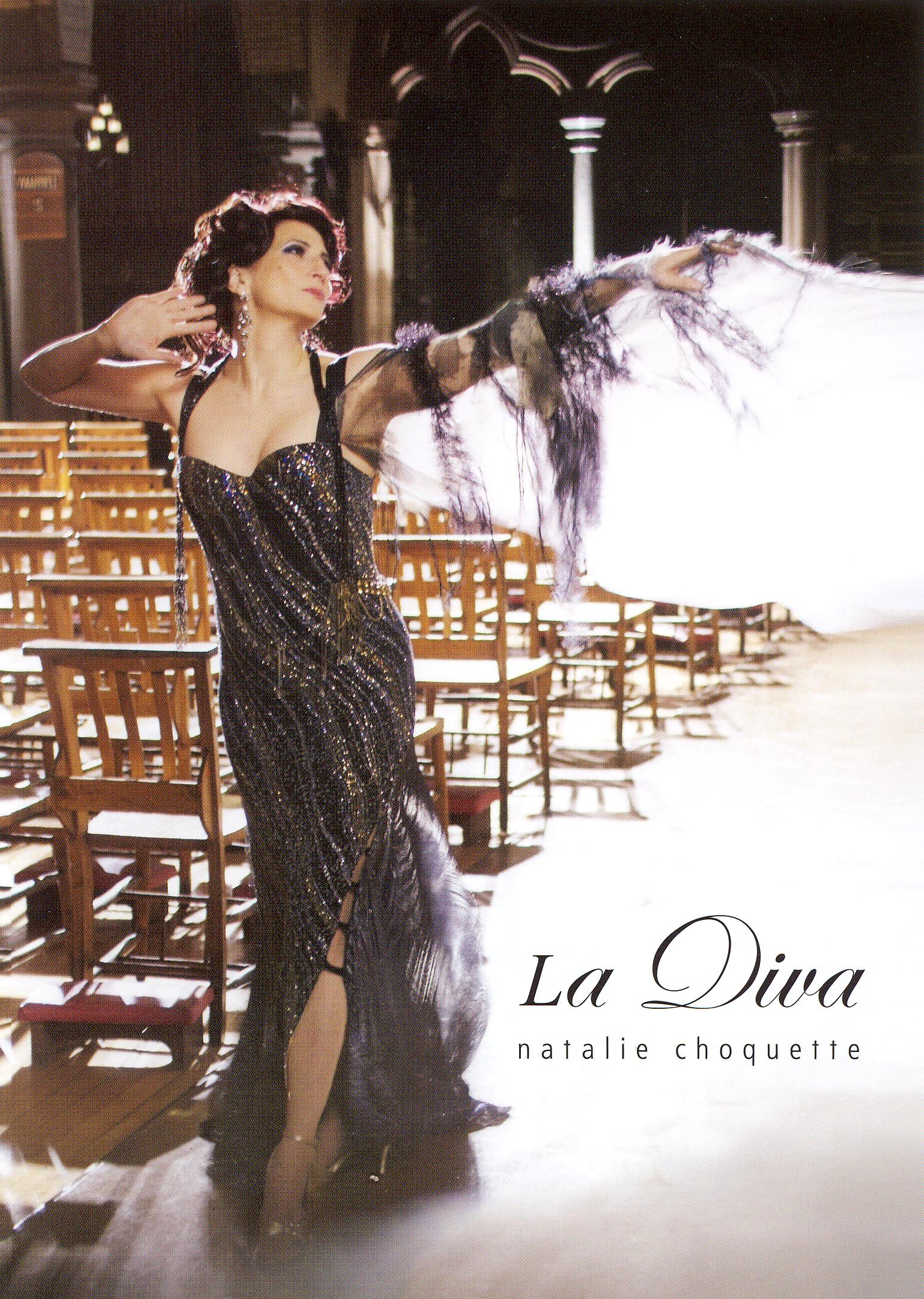 Natalie Choquette: La Diva