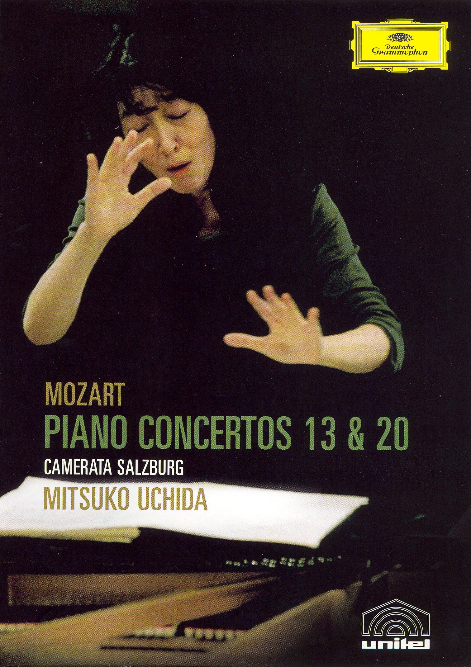 Mitsuko Uchida: Mozart Piano Concertos 13 & 20