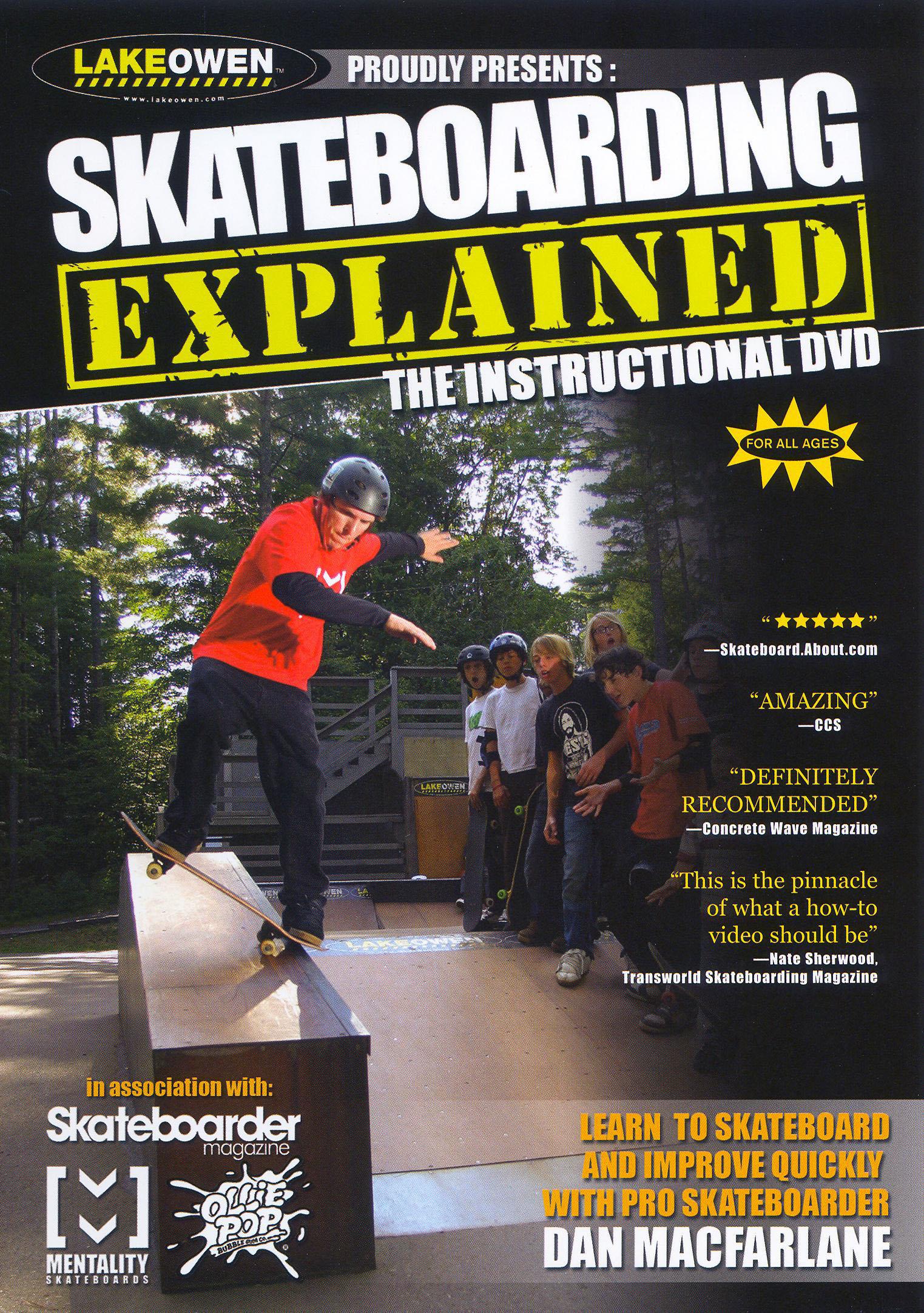 Skateboarding Explained