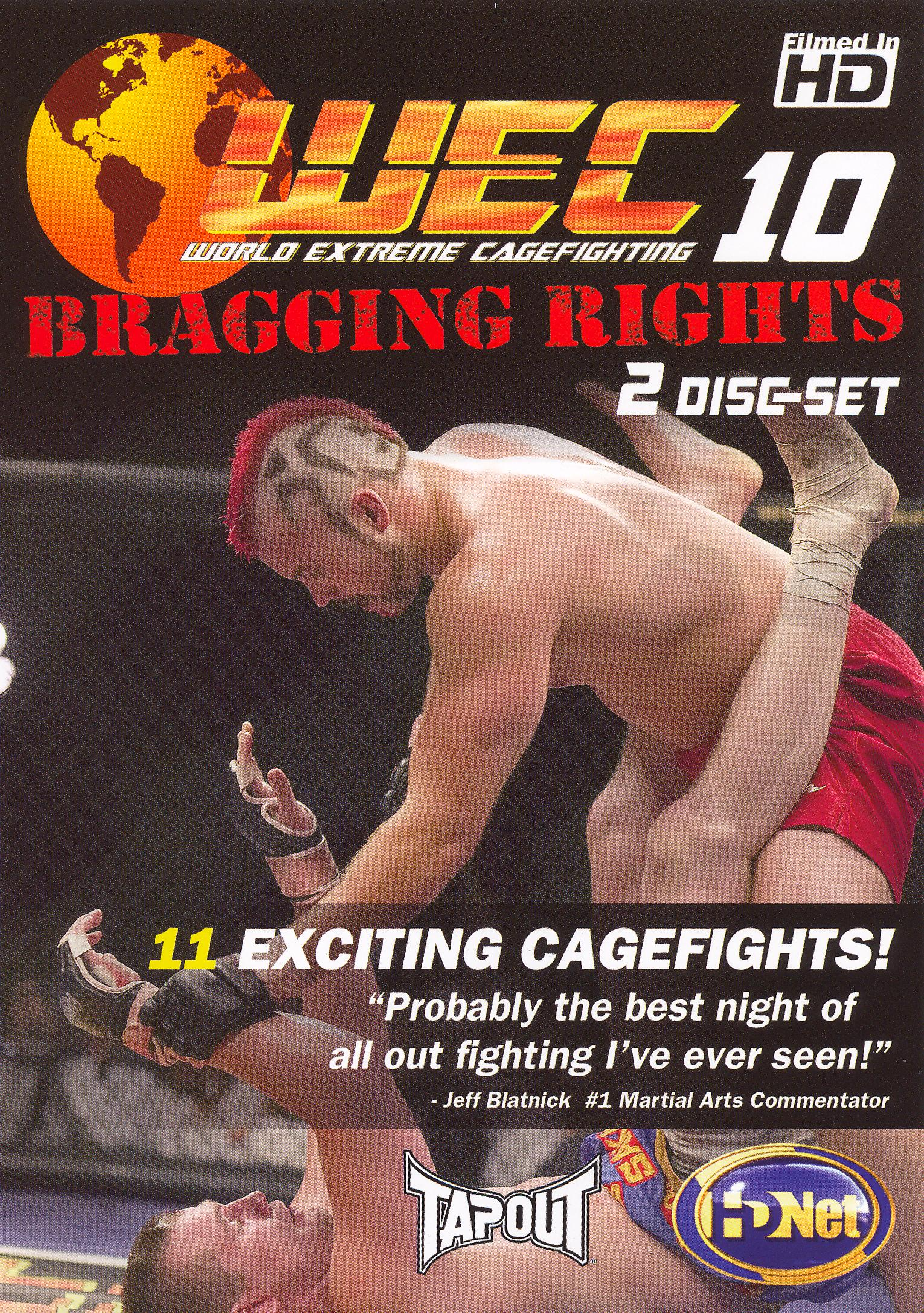 World Extreme Cagefighting, Vol. 10: Bragging Rights
