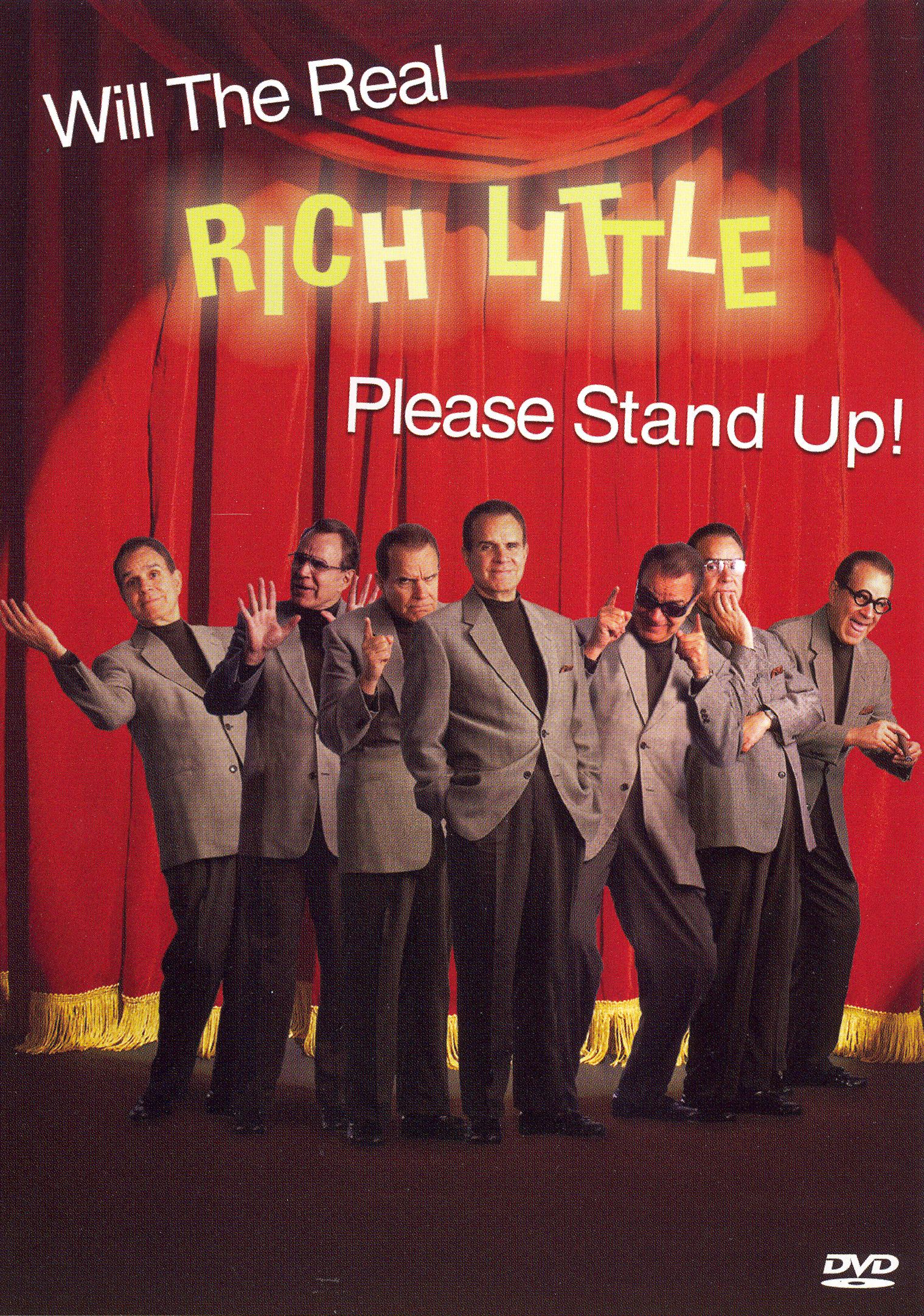 Rich Little: Will the Real Rich Little Please Stand Up