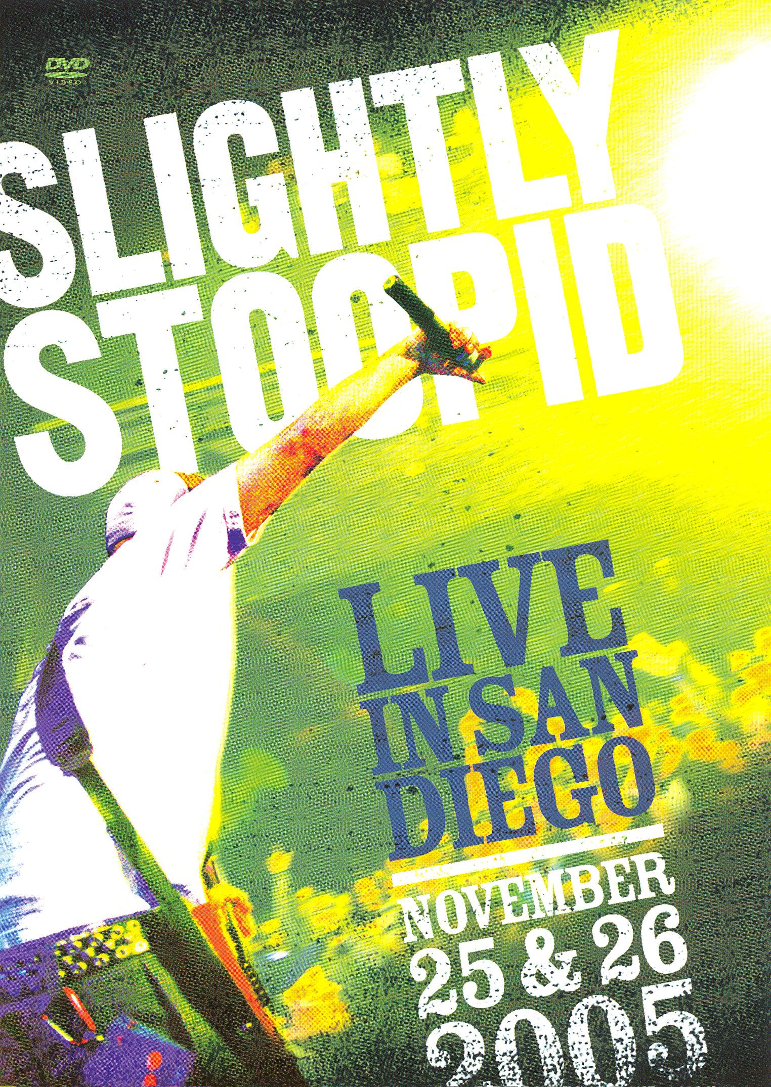Slightly Stoopid: Live in San Diego