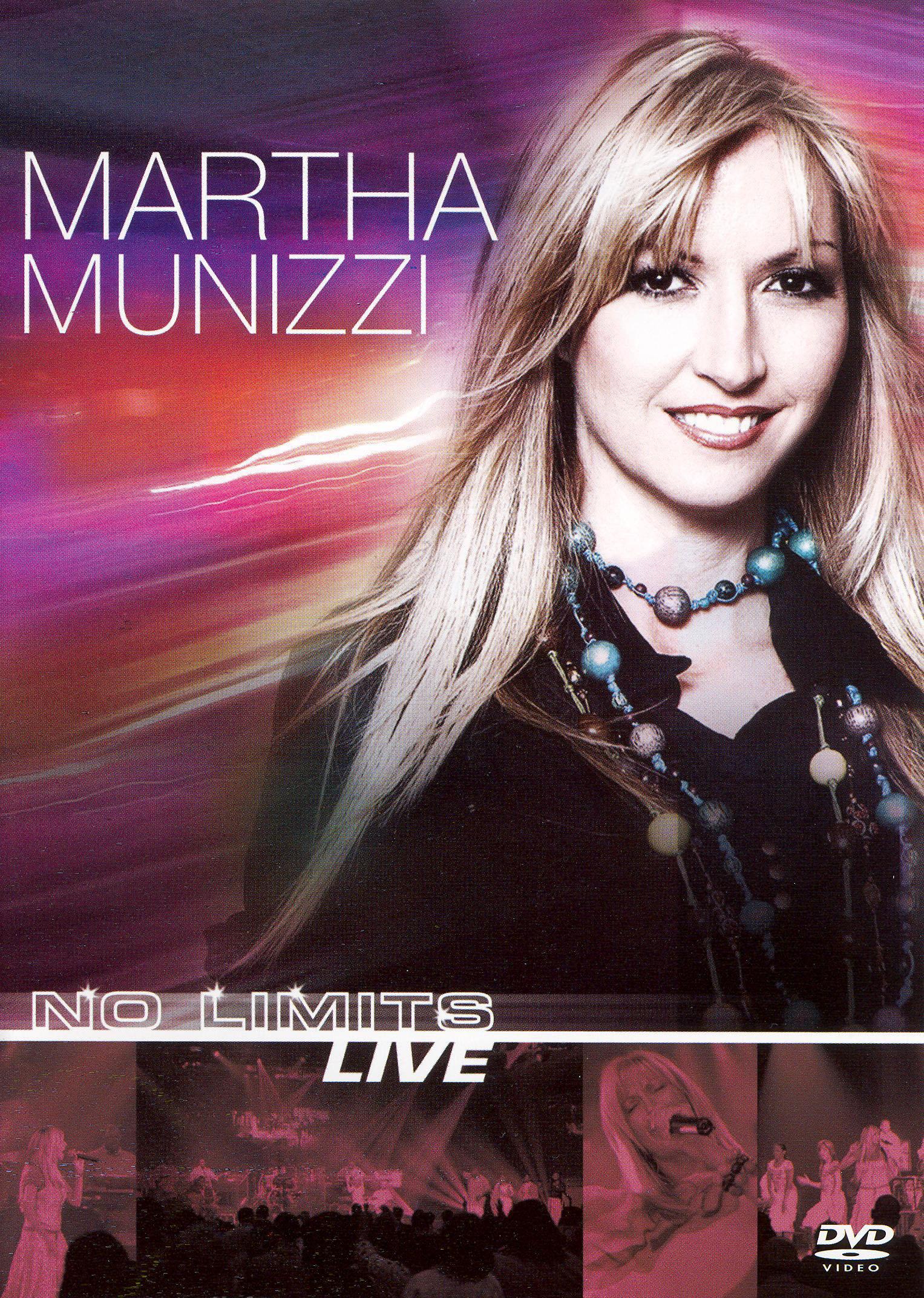 Martha Munizzi: No Limits Live