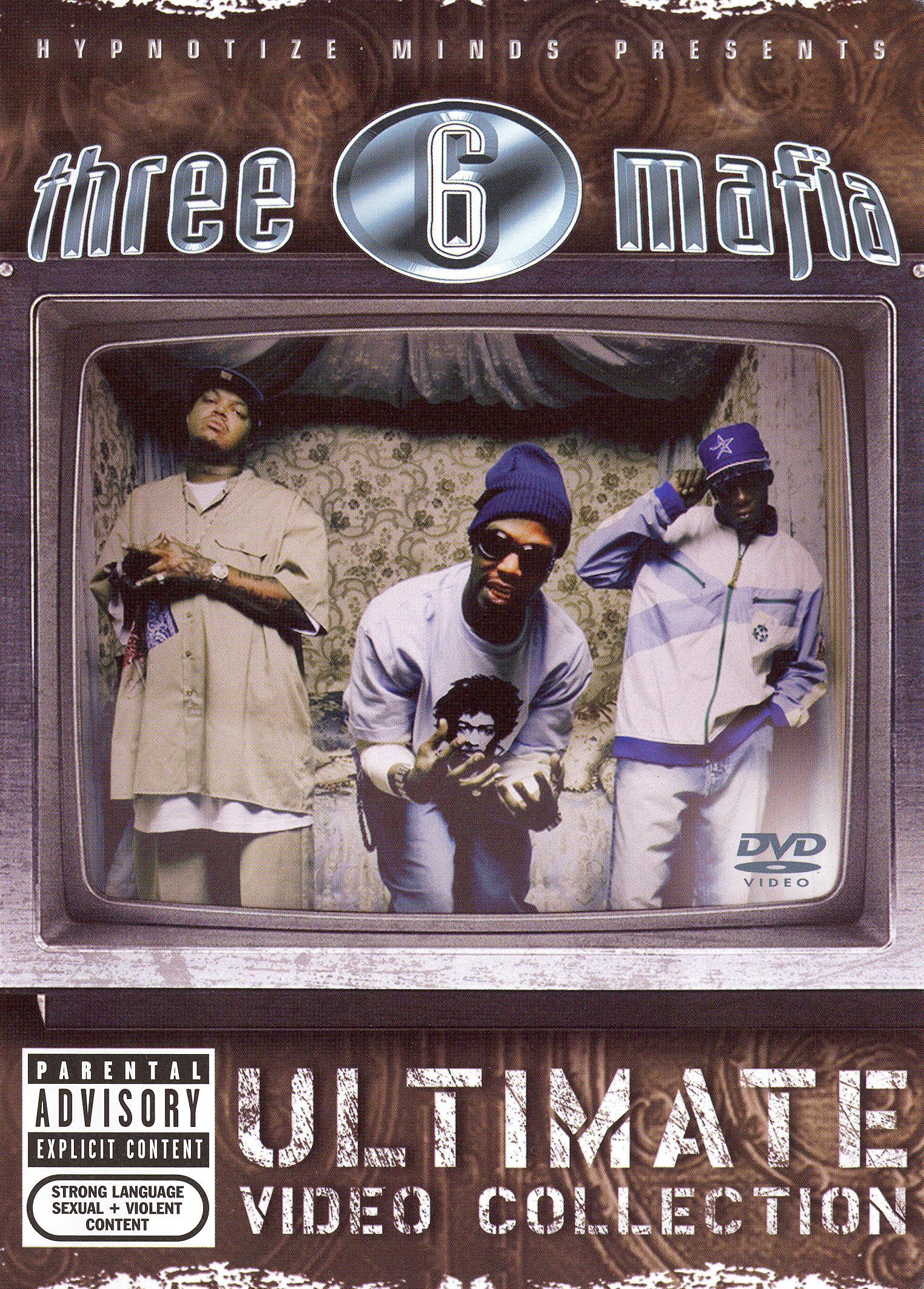 Three 6 Mafia: Ultimate Video Collection