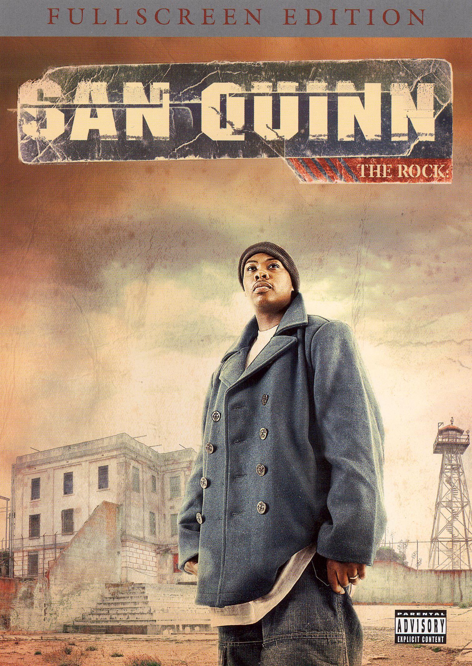 San Quinn: The Rock