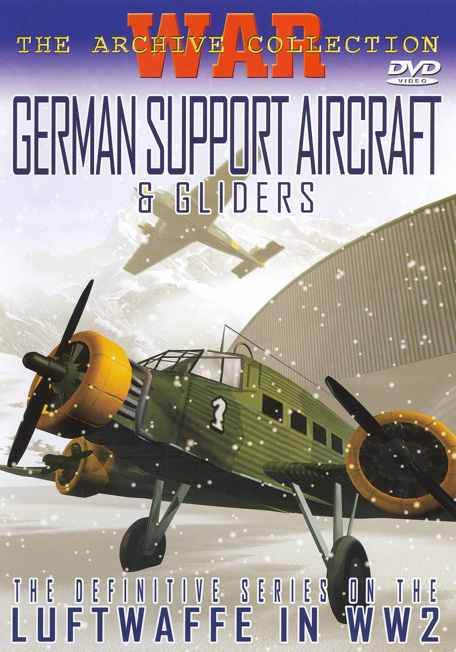 German Support Aircraft and Gliders