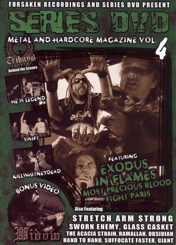 Series DVD: Metal and Hardcore, Vol. 4