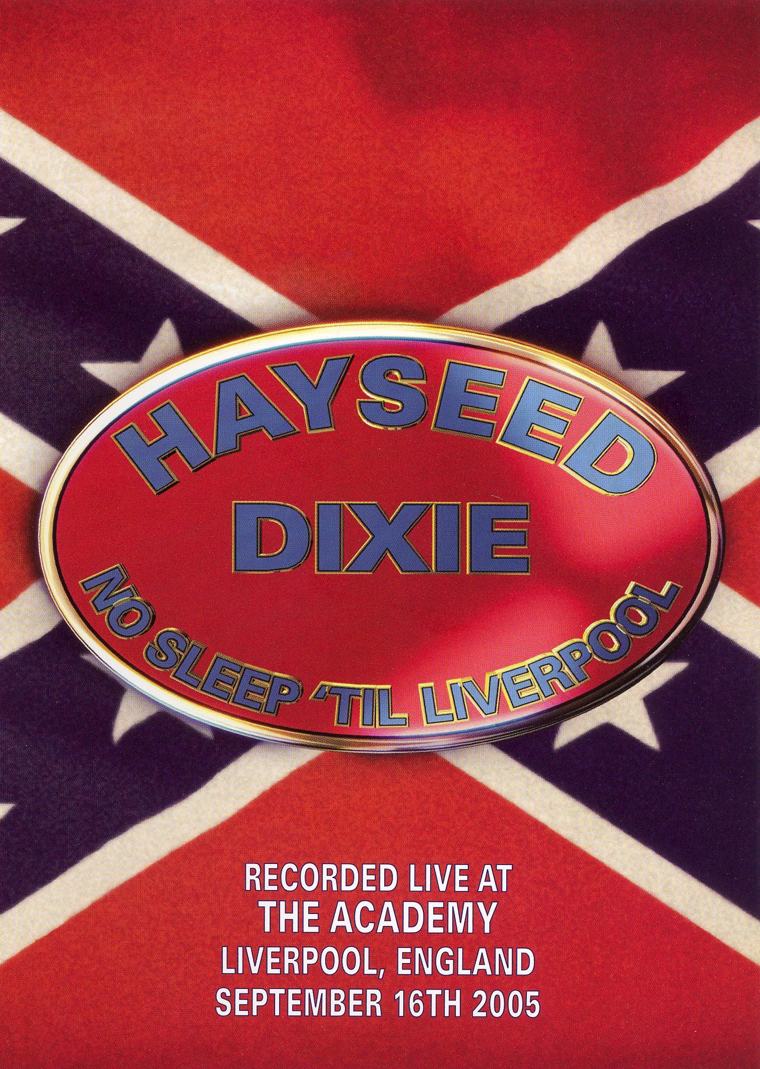 Hayseed Dixie: No Sleep Till Liverpool
