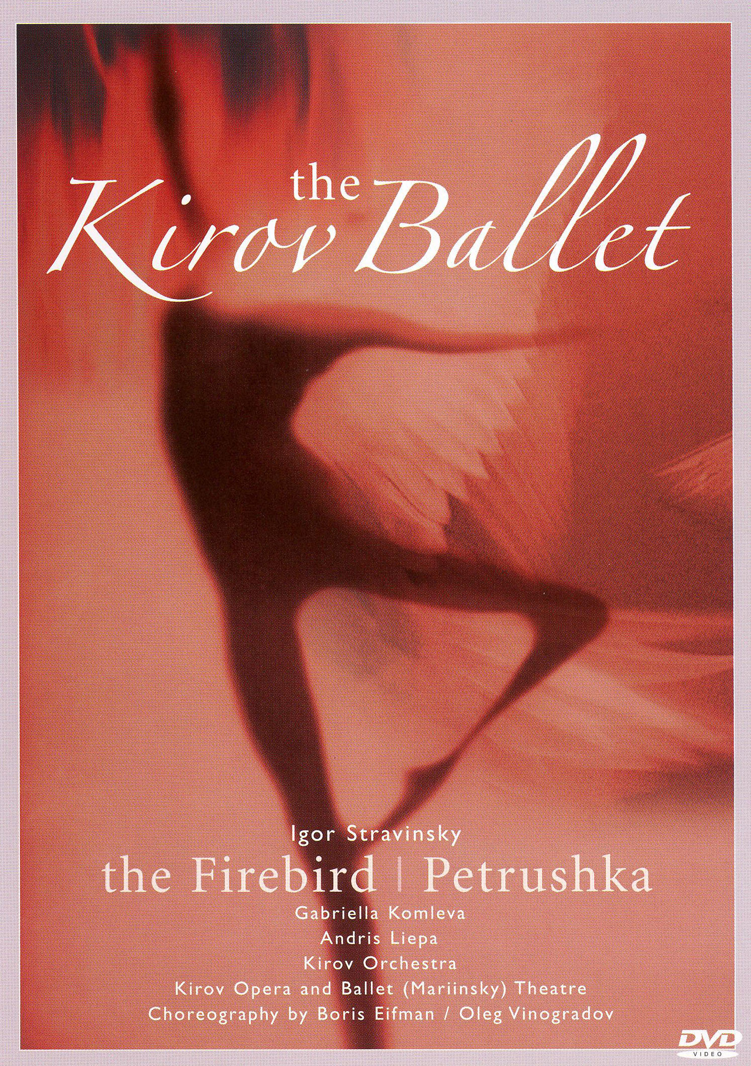 Firebird Ballet in One Act